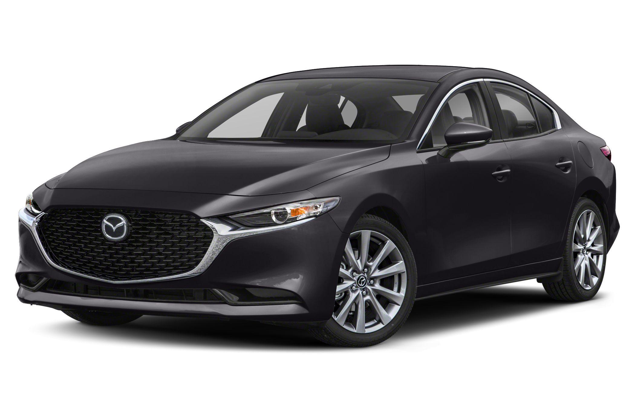 2020 Mazda Mazda3 Select Package 4dr i-ACTIV All-wheel Drive Sedan