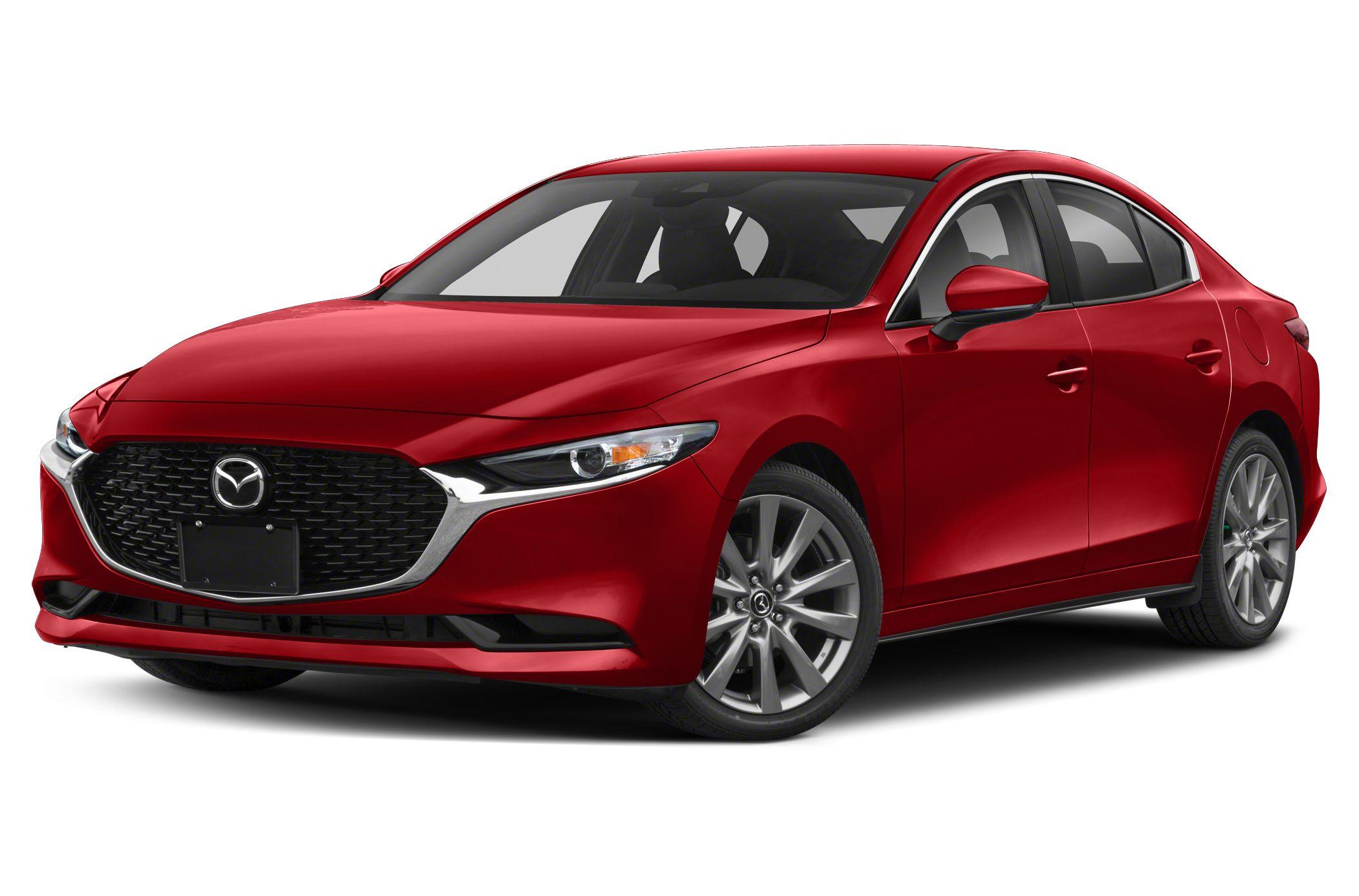 2019 Mazda Mazda3 Base w/Preferred Package 4dr i-ACTIV All-wheel Drive Sedan