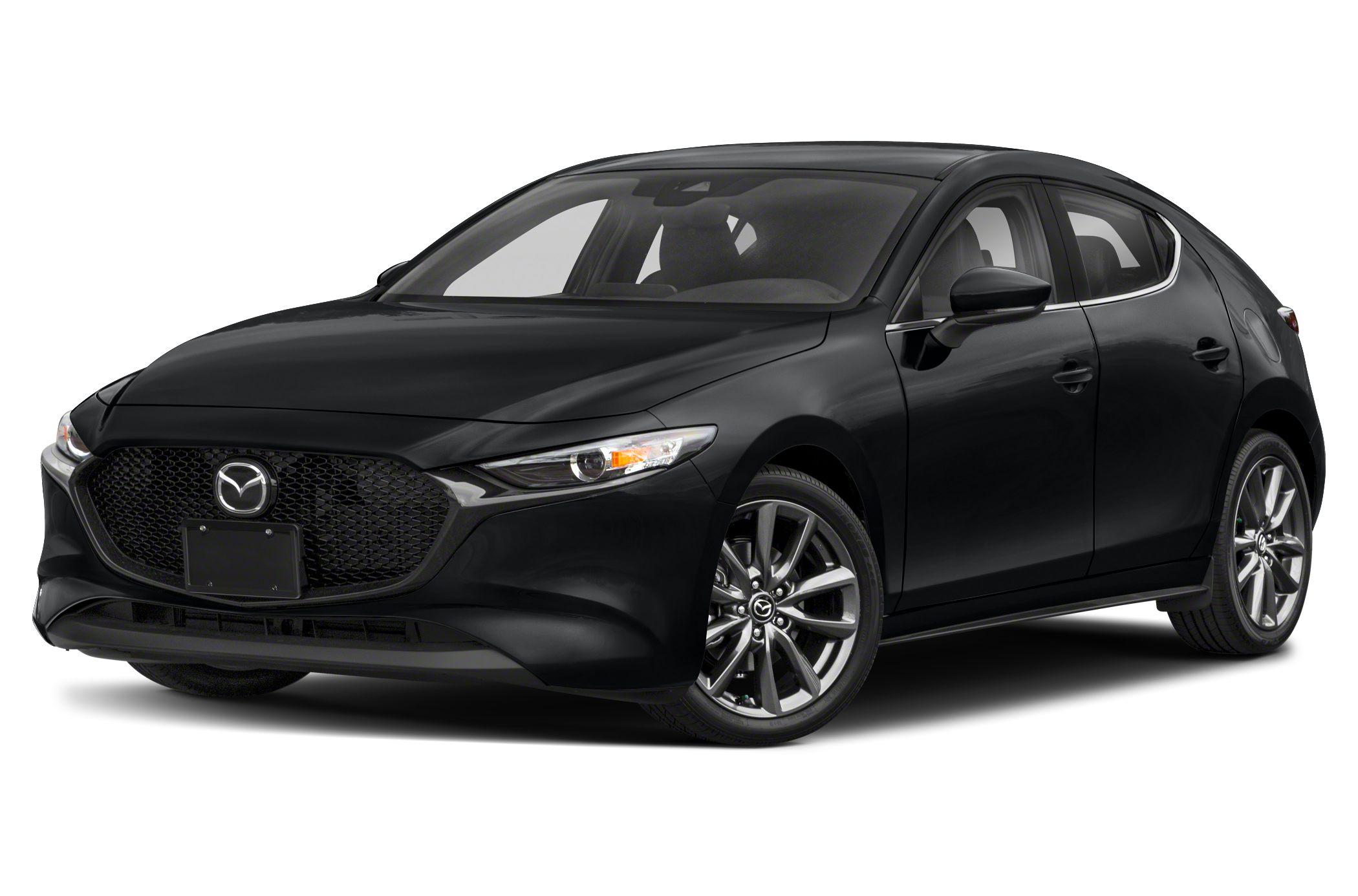 2019 Mazda Mazda3 Base w/Preferred Package 4dr i-ACTIV All-wheel Drive Hatchback