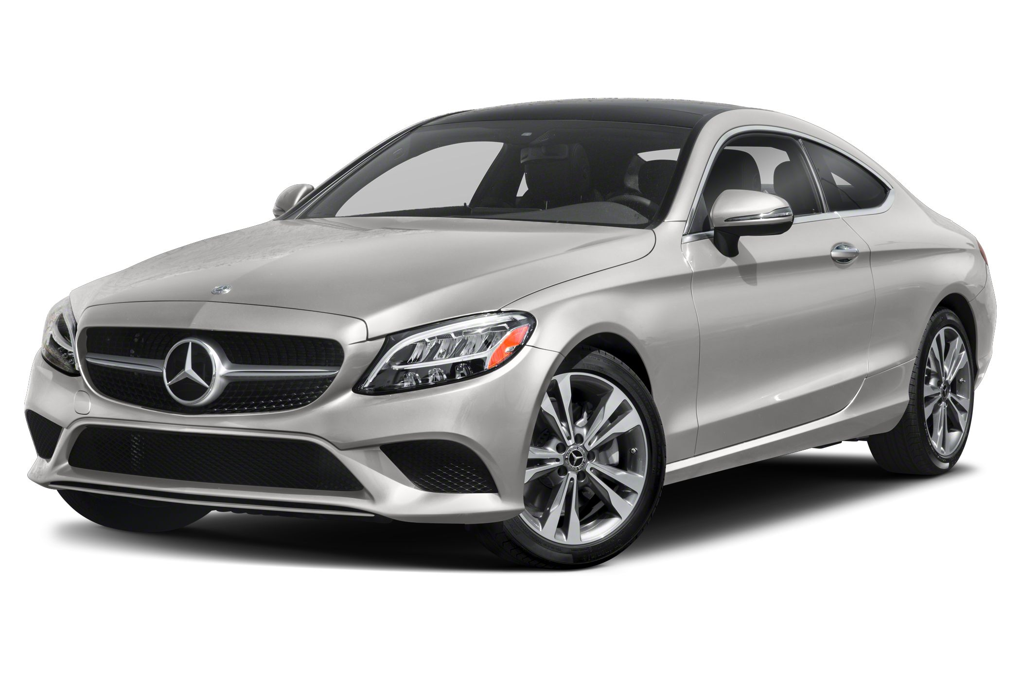 2019 Mercedes Benz C Class Base C 300 All wheel Drive 4MATIC Coupe
