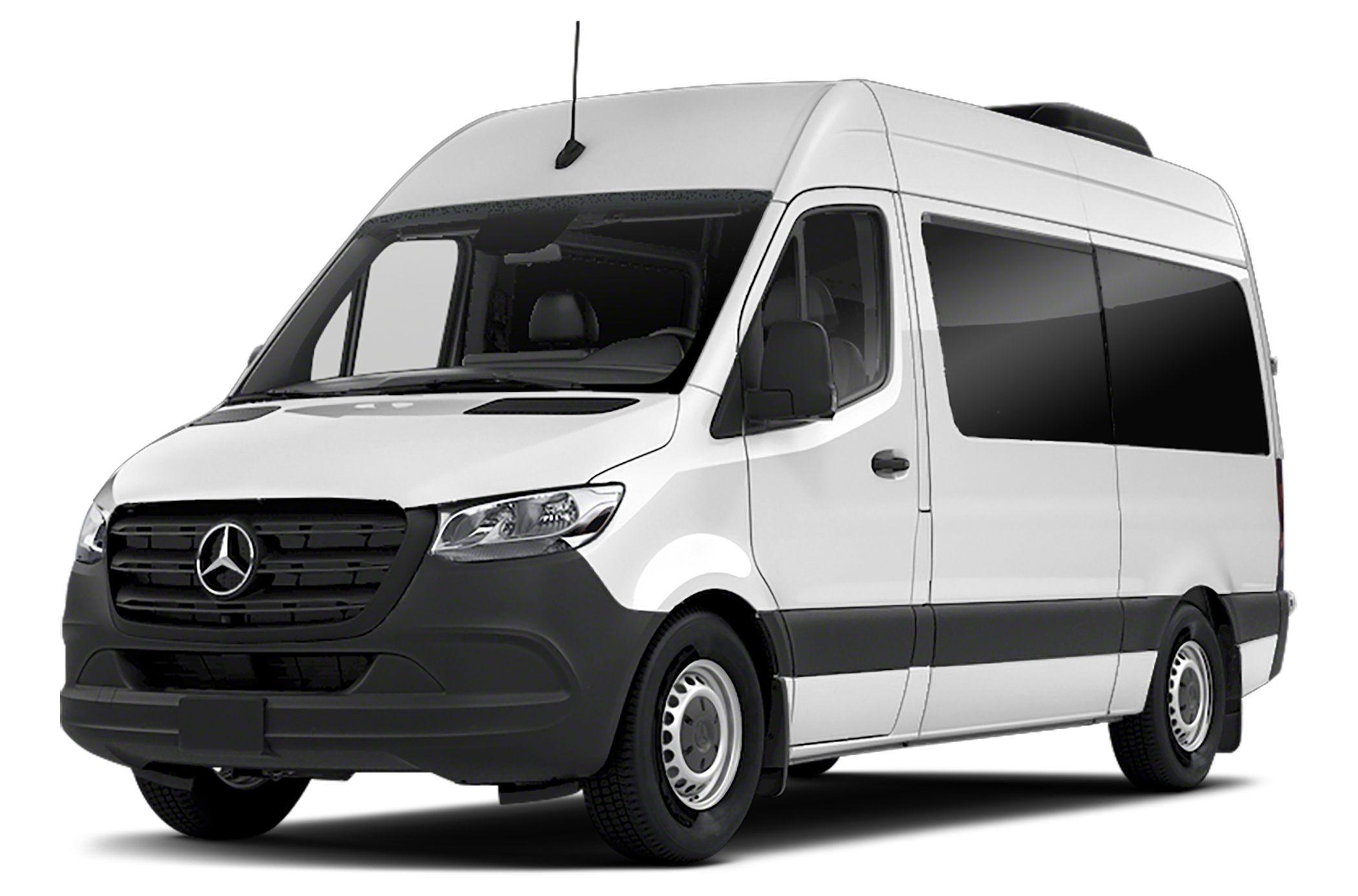 12 Mercedes Benz Sprinter 12 Standard Roof V12 Sprinter 12 Passenger  Van 12 in. WB 12WD Specs and Prices