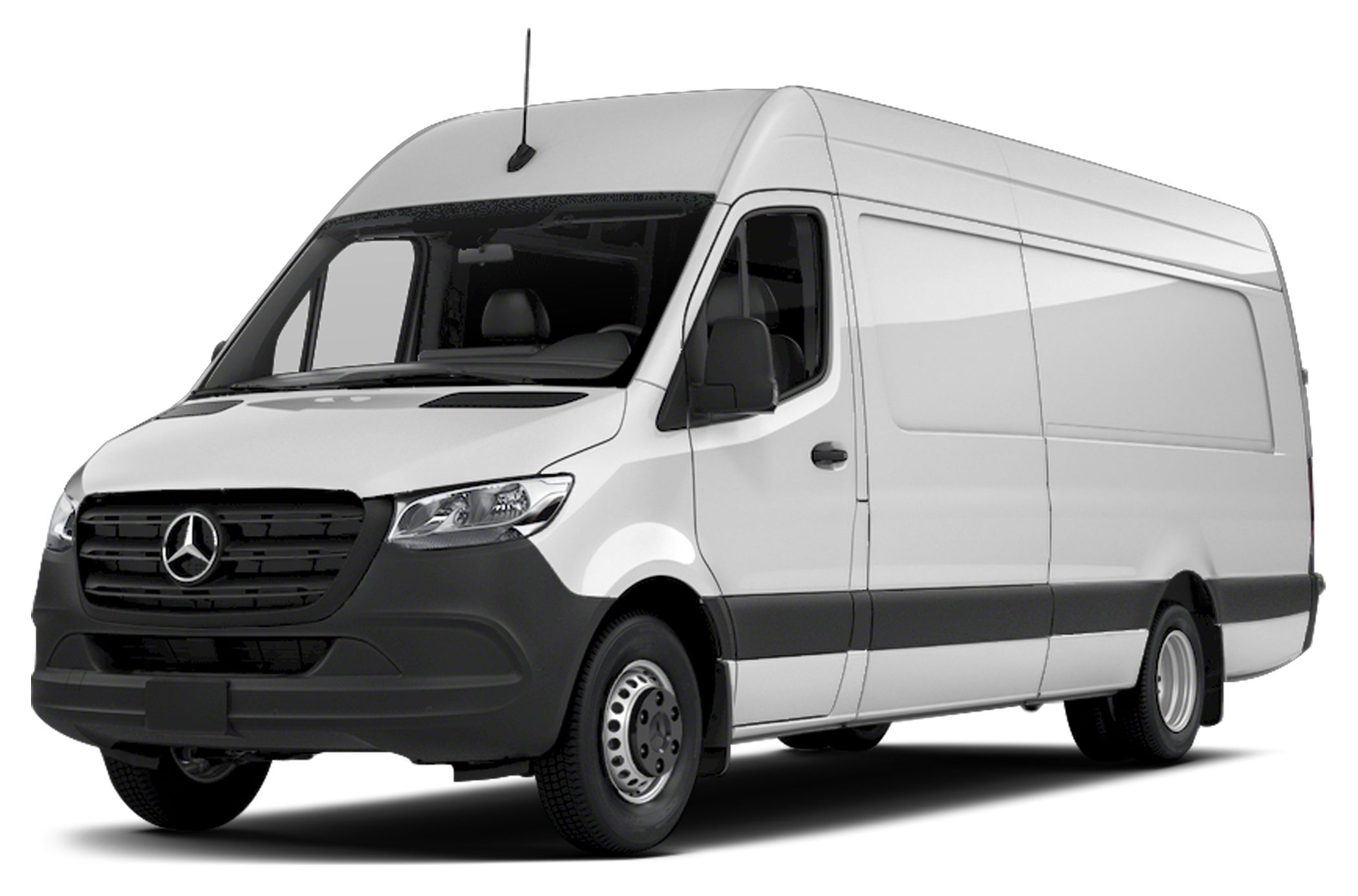 2020 Mercedes Benz Sprinter 3500 High Roof V6 Sprinter 3500 Extended Cargo Van 170 In Wb Specs And Prices