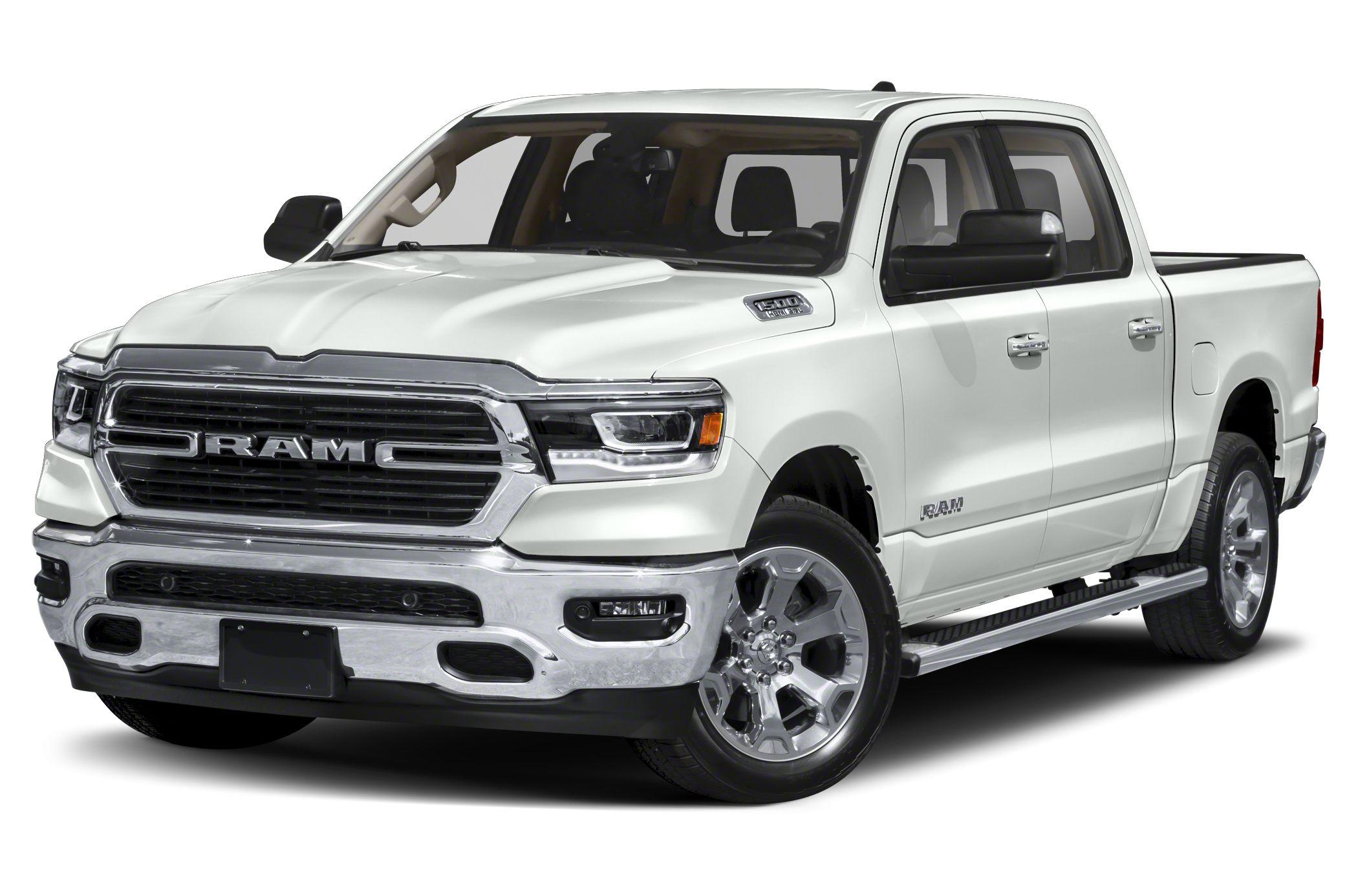 2020 RAM 1500 Big Horn/Lone Star 4x2 Crew Cab 153.5 in. WB