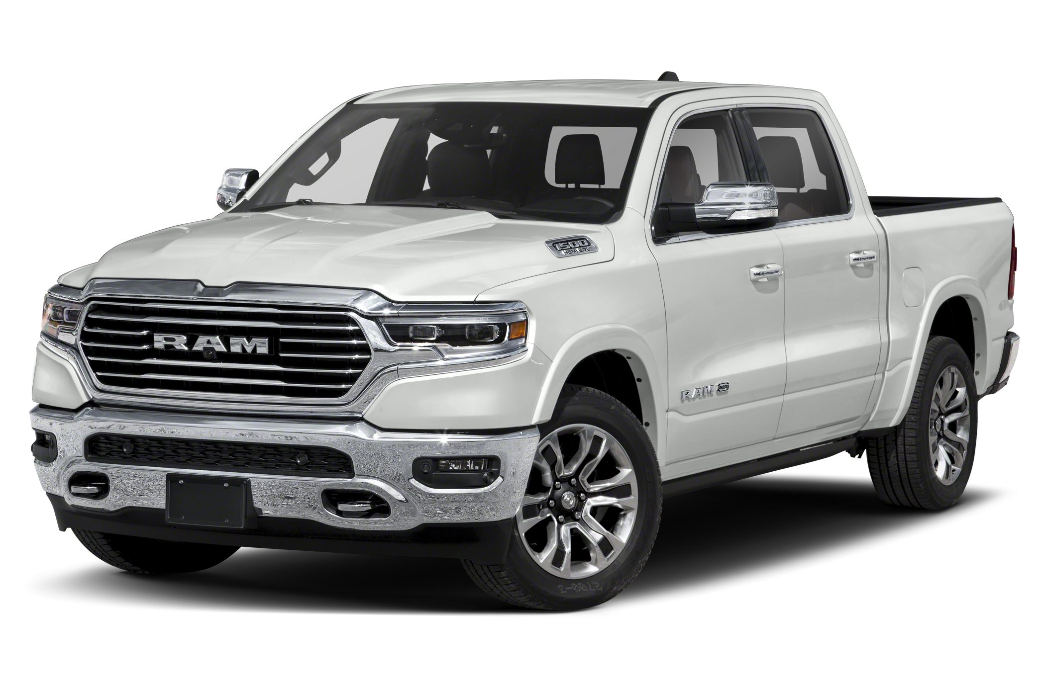 2019 RAM 1500 Longhorn 4x4 Crew Cab 153.5 in. WB