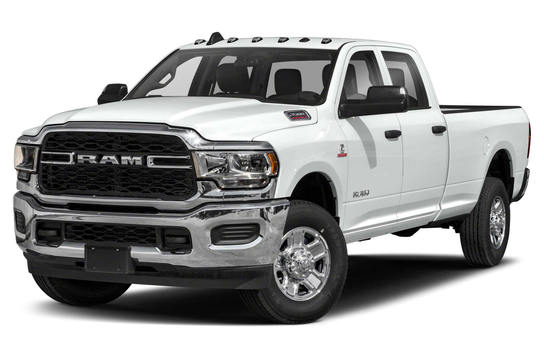 2019 RAM 2500 Big Horn 4x4 Crew Cab 169 in. WB