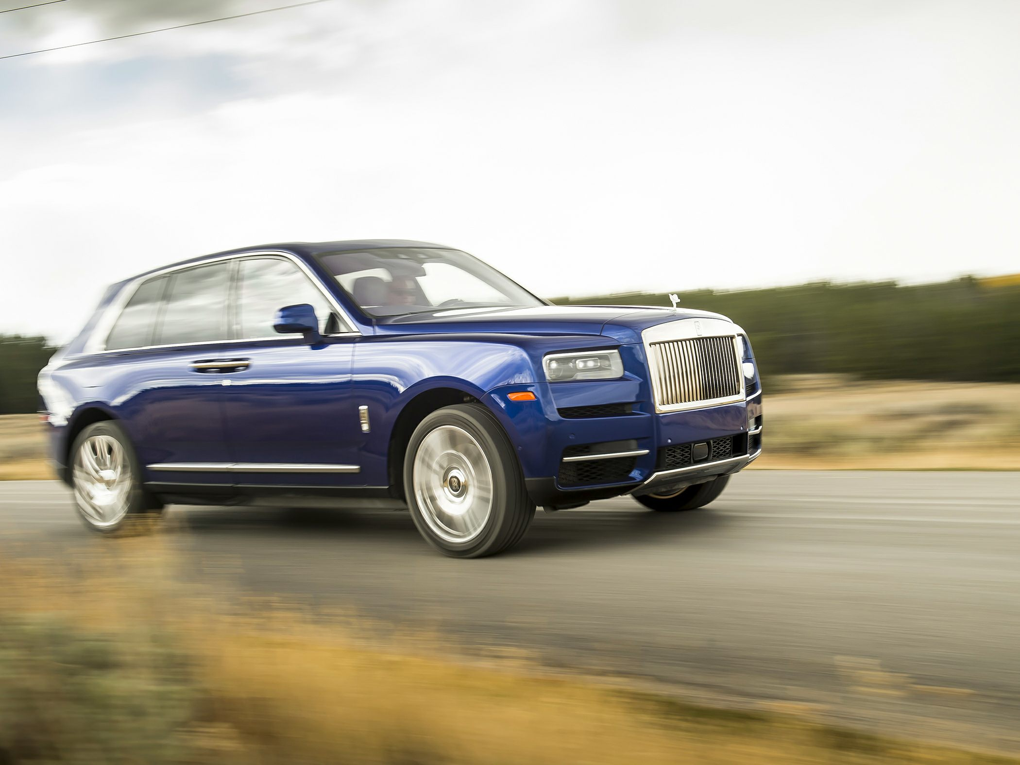 2020 Rolls Royce Cullinan Base Sport Utility Pricing And Options