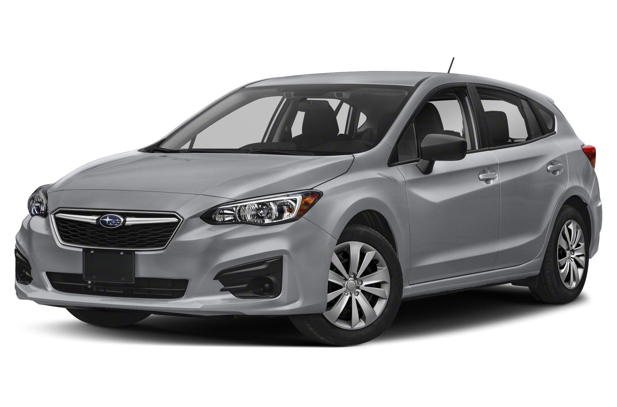 2019 Subaru Impreza 2.0i Premium 4dr All-wheel Drive Hatchback