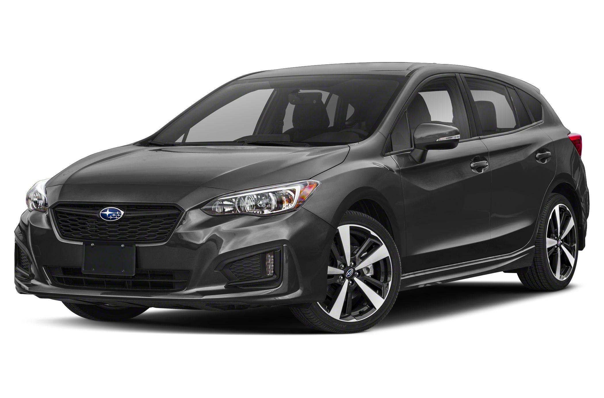 2019 Subaru Impreza 2.0i Sport 4dr All-wheel Drive Hatchback ...