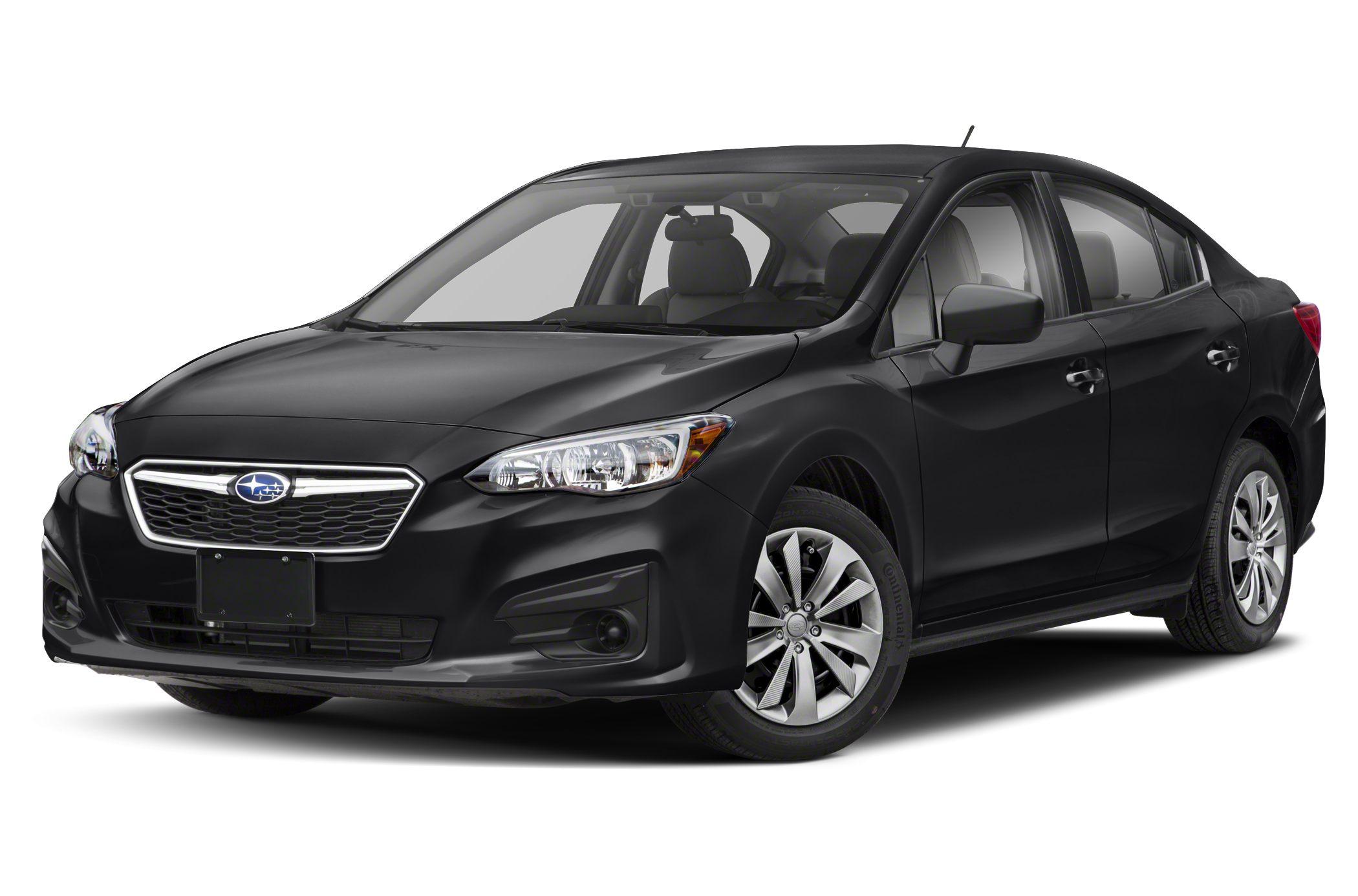 2019 Subaru Impreza 2.0i 4dr All-wheel Drive Sedan