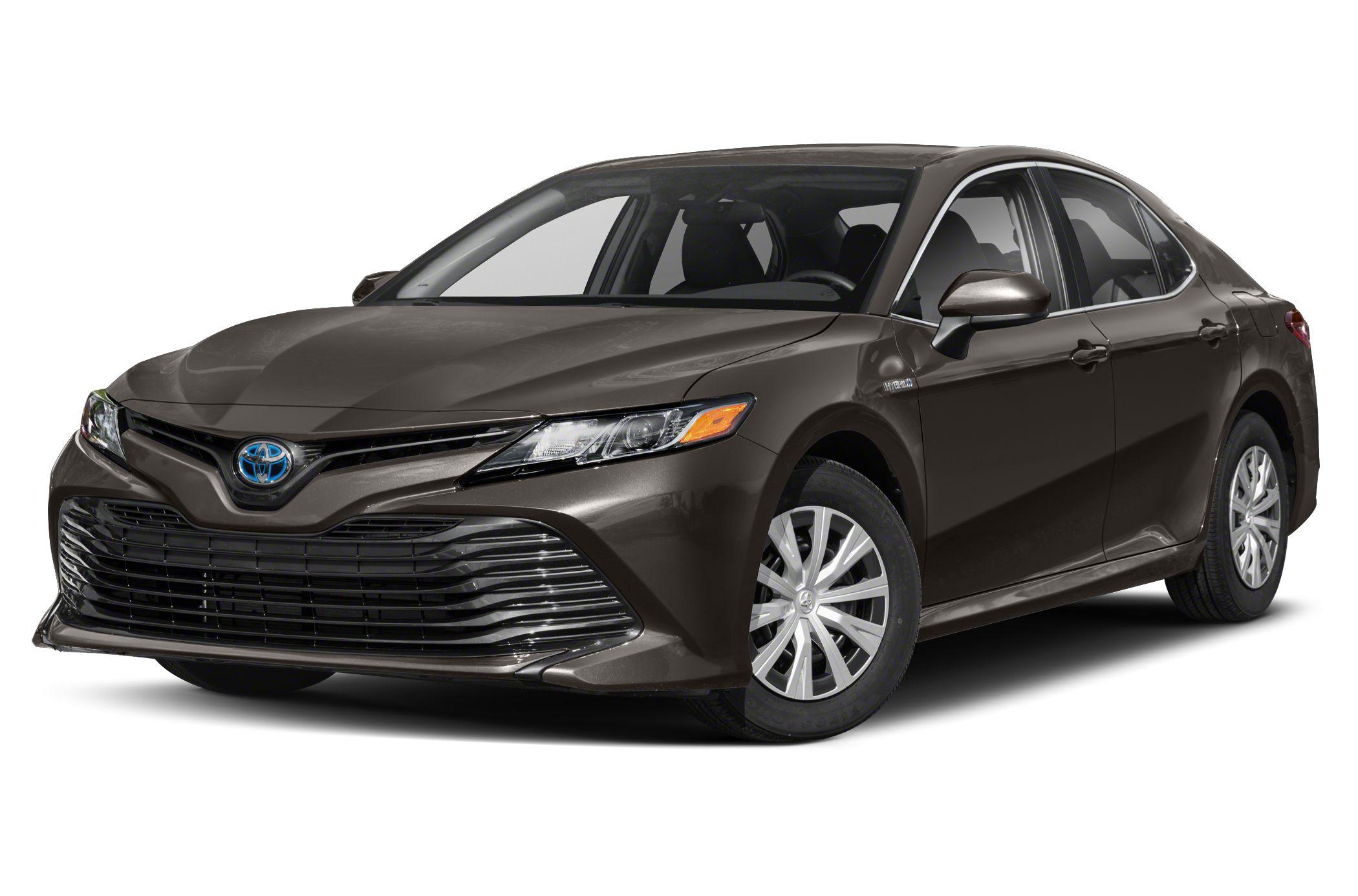 2020 Toyota Camry Se Hybrid Ratings
