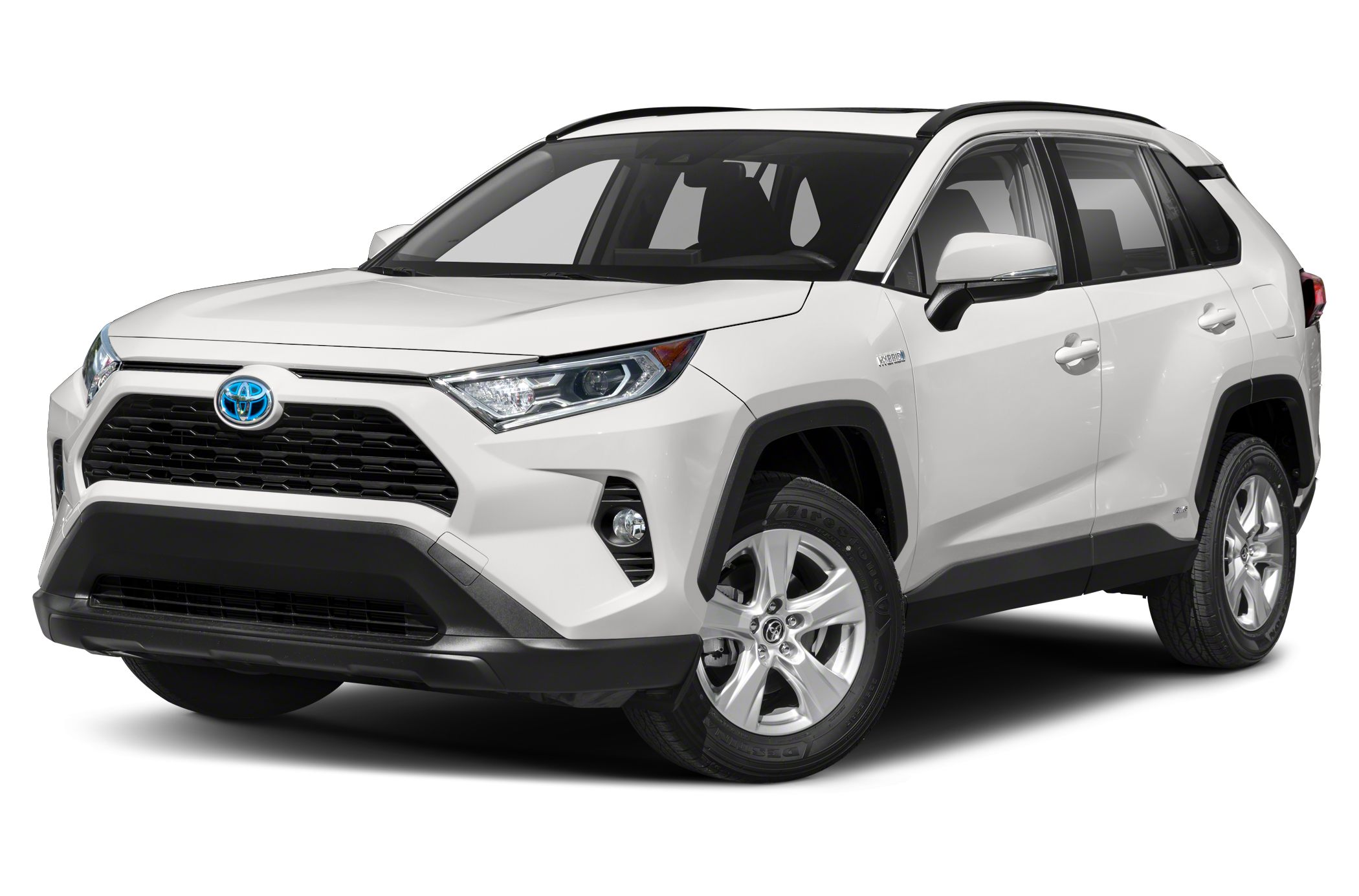 2019 Toyota RAV4 Hybrid XLE 4dr All-wheel Drive