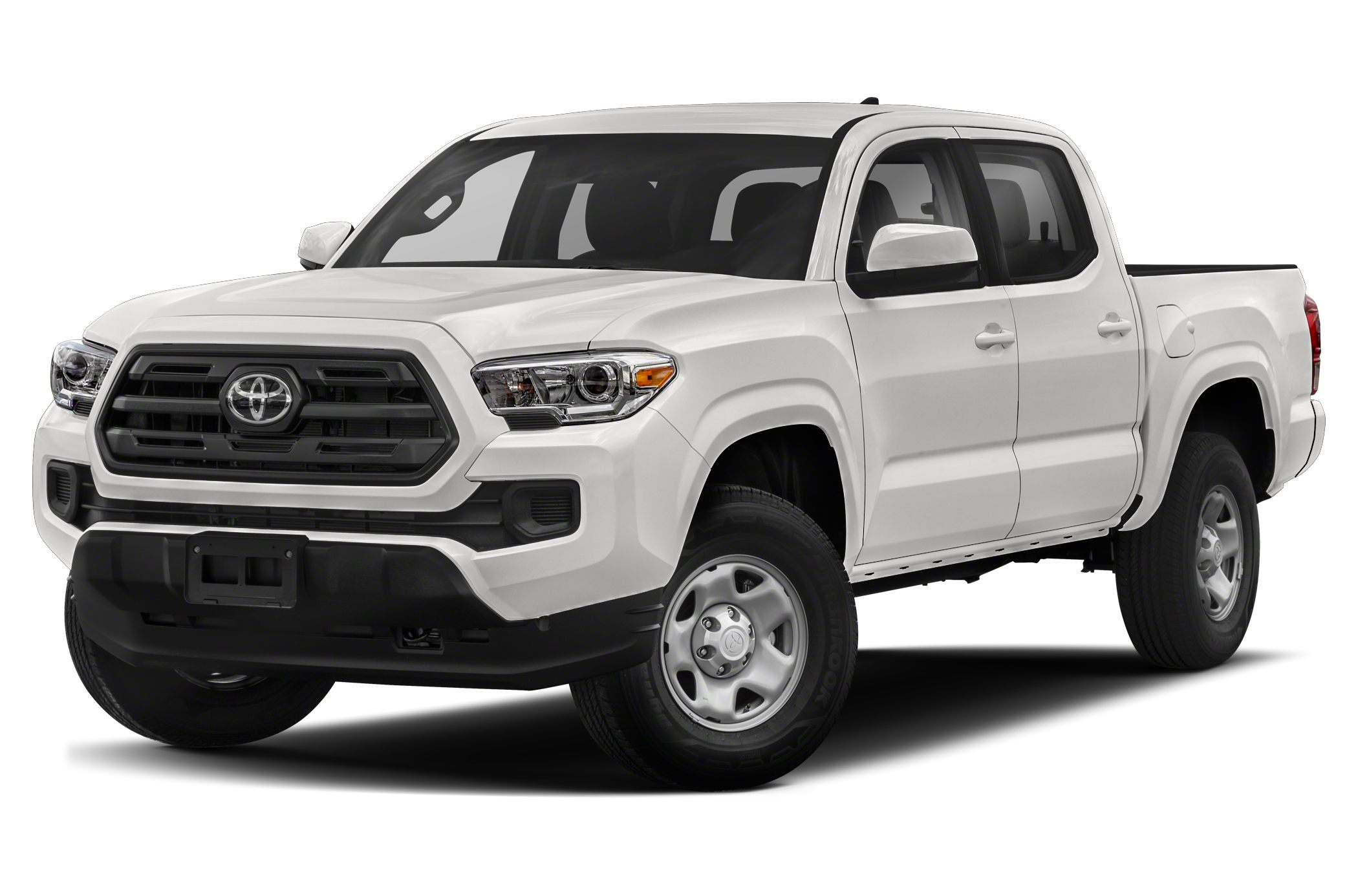 2019 Toyota Tacoma SR5 V6 4x4 Double Cab 140.6 in. WB