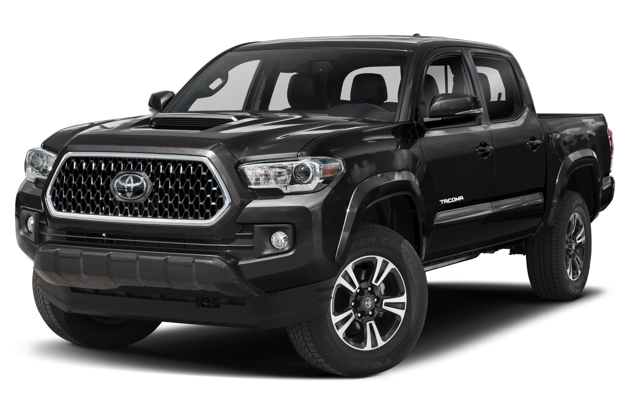 2019 Toyota Tacoma TRD Sport V6 4x2 Double Cab 127.4 in. WB