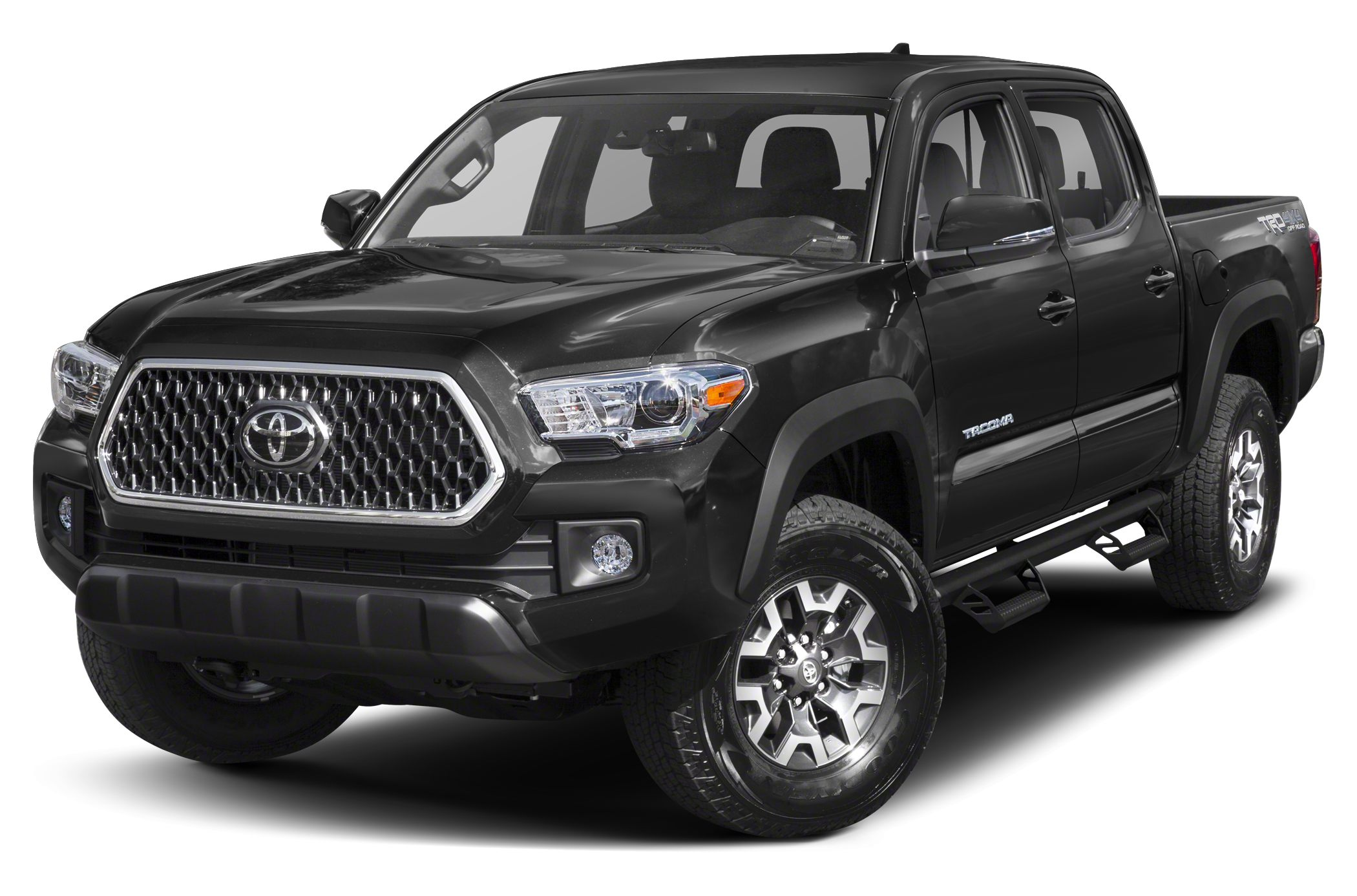 2019 Toyota Tacoma TRD Off Road V6 4x4 Double Cab 140.6 in. WB
