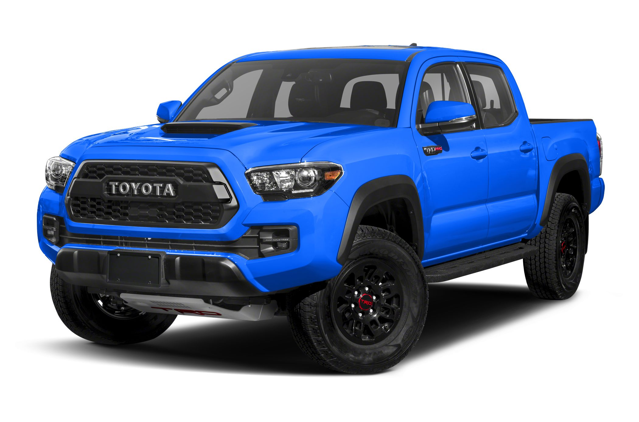 2019 Toyota Tacoma TRD Pro V6 4x4 Double Cab 127.4 in. WB