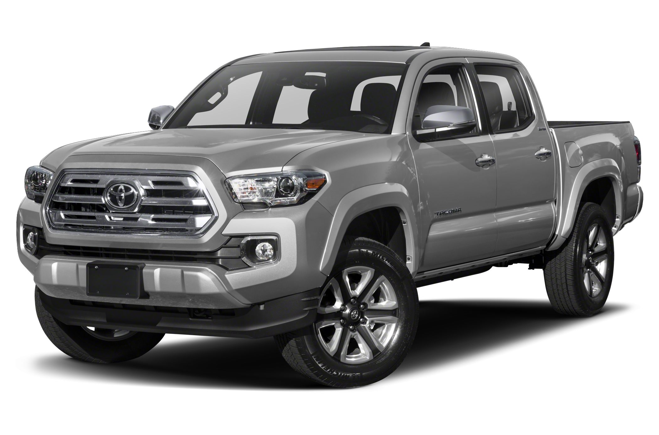 2019 Toyota Tacoma Limited V6 4x4 Double Cab 127.4 in. WB