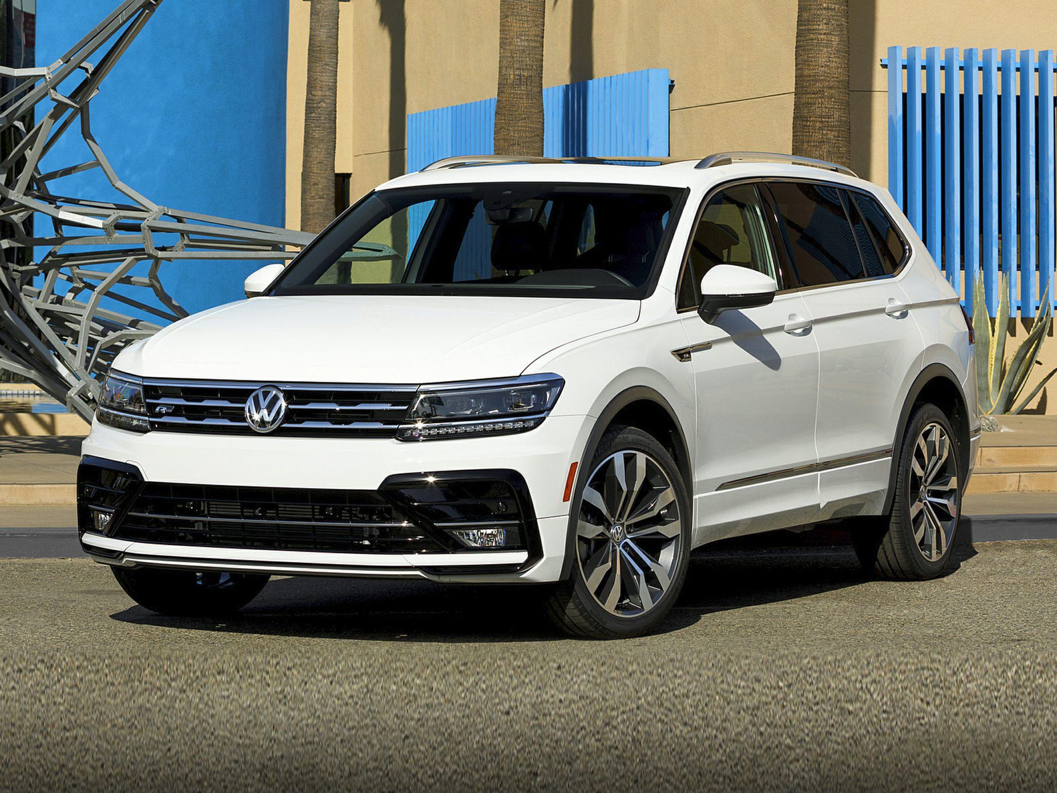 Great Deals on a new 2021 Volkswagen Tiguan 2.0T SE R-Line ...