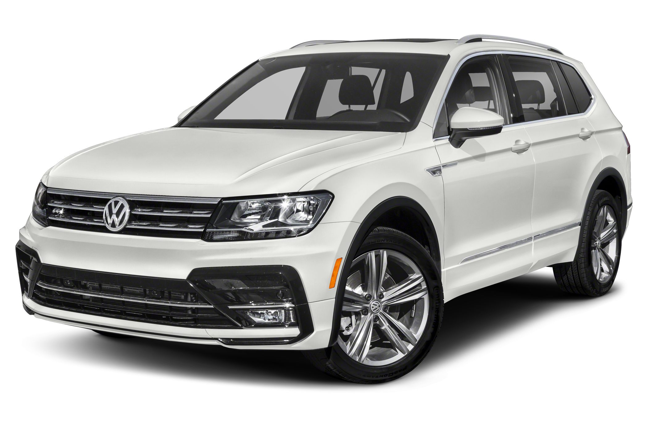 2019 Volkswagen Tiguan 2.0T SEL R-Line 4dr All-wheel Drive 4MOTION
