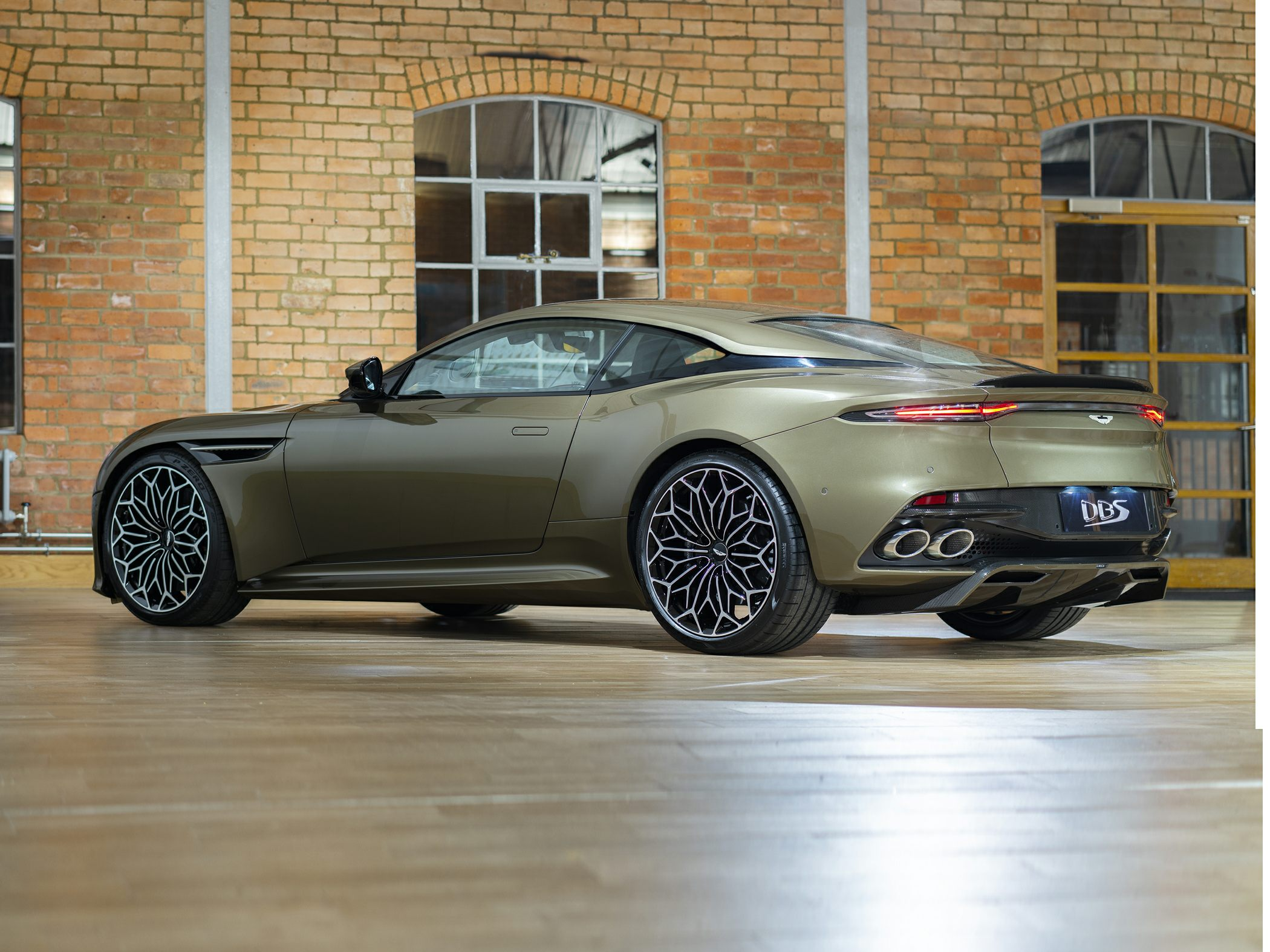2020 Aston Martin Dbs Superleggera Ohmss Edition 2dr Coupe For Sale