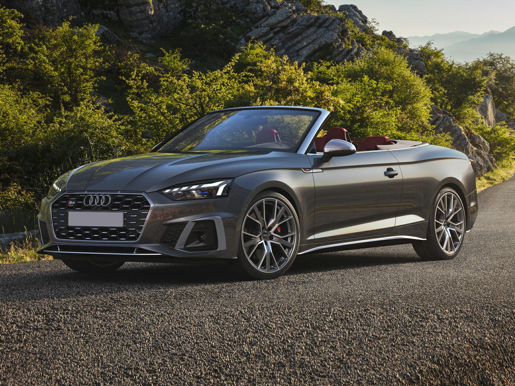 2021 Audi S5 Prices