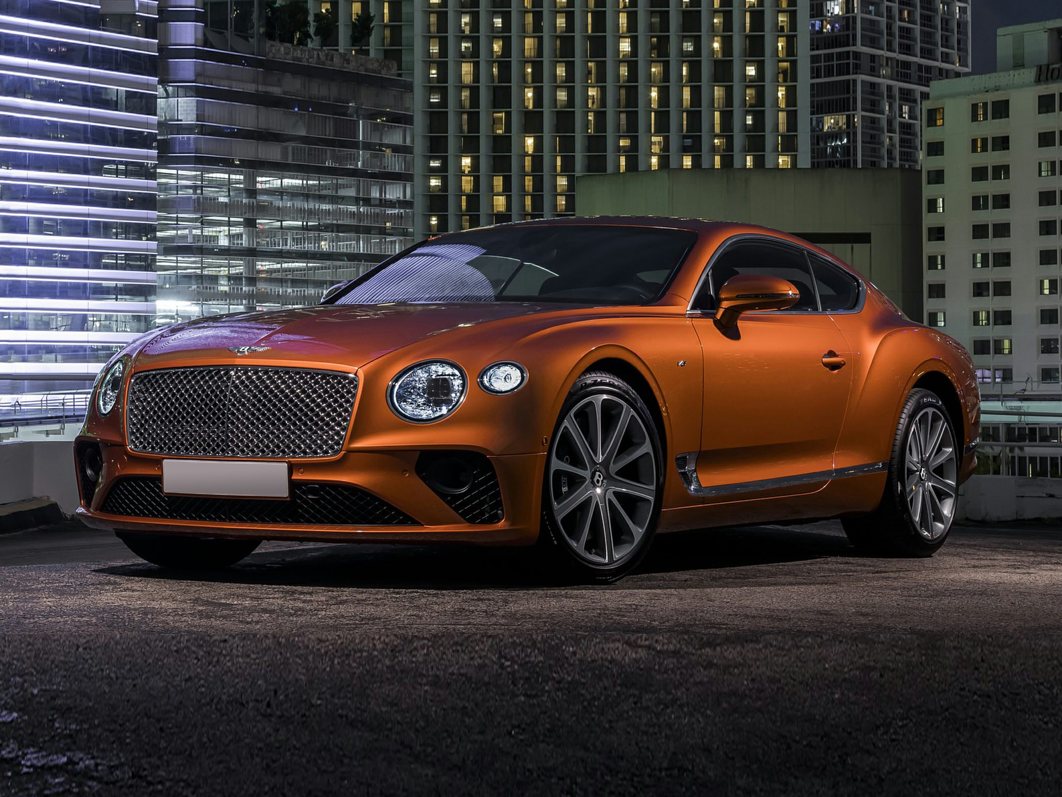 2020 Bentley Continental Gt V8 First Edition 2dr All Wheel Drive Coupe Specs And Prices