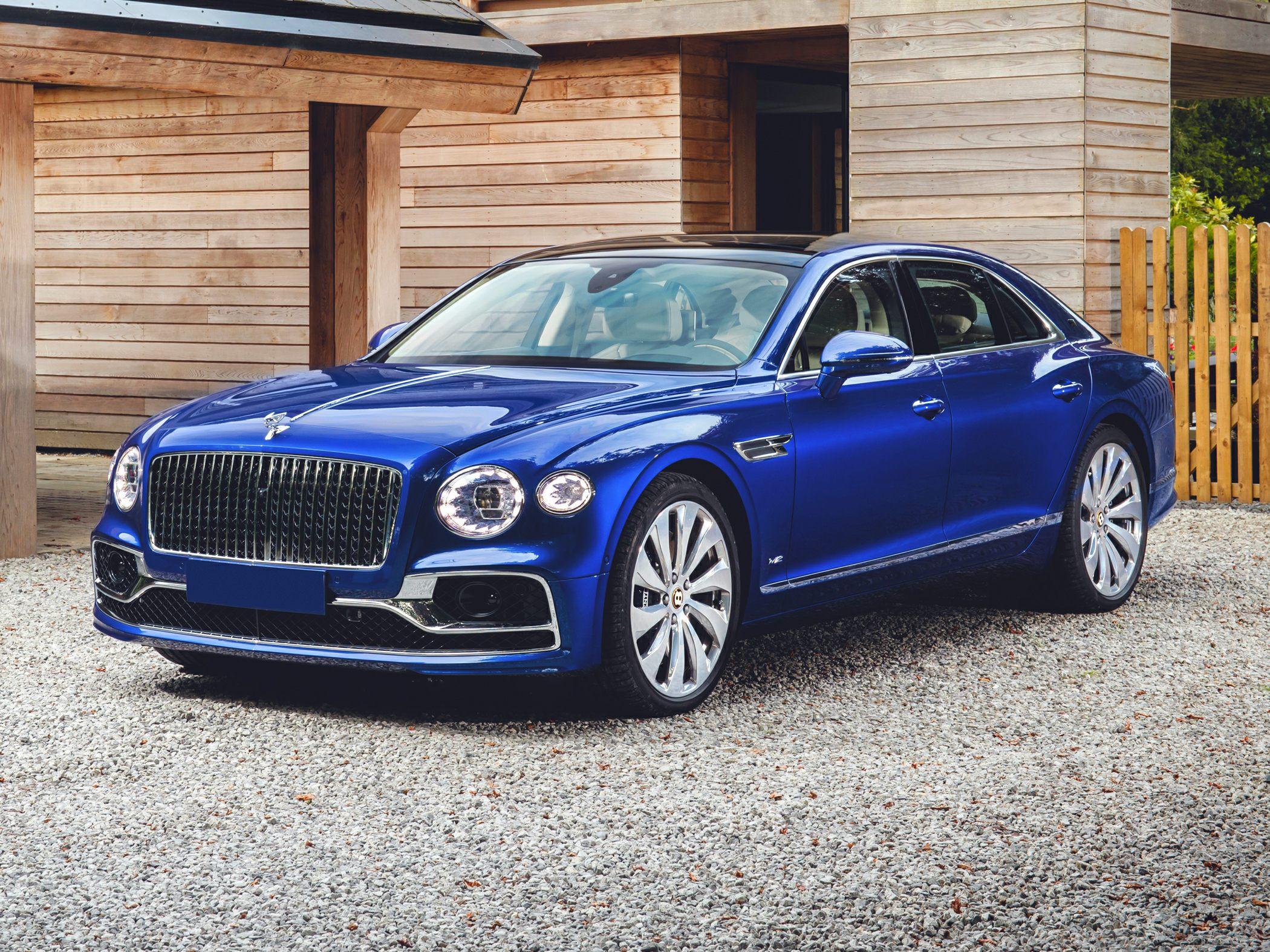 2020 Bentley Flying Spur Specs