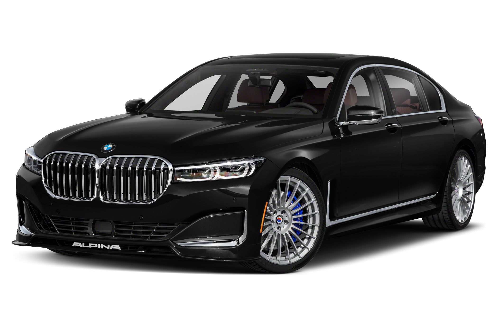 Research New BMW B7 Alpina 2021