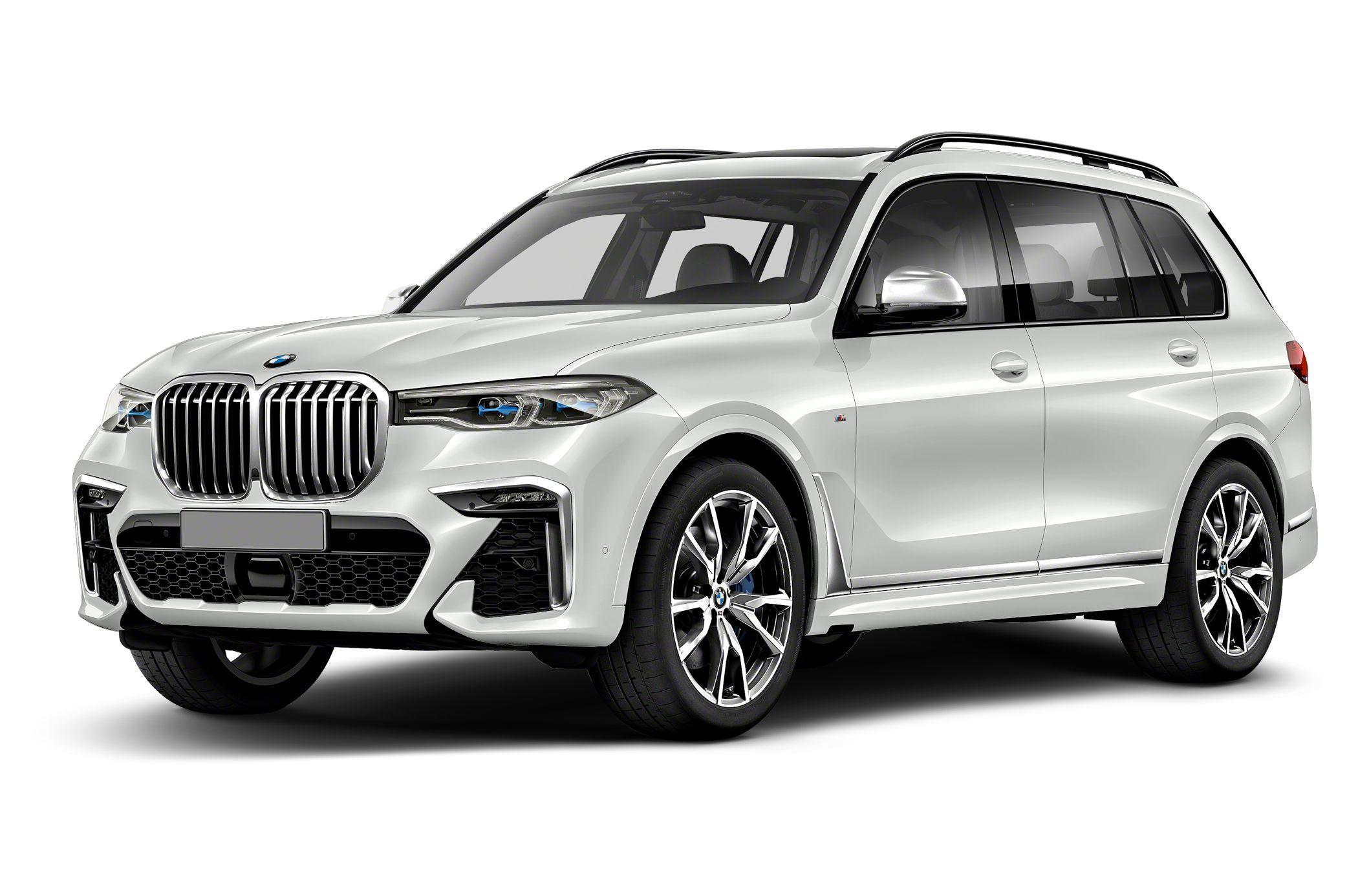 2020 Bmw X7 M50i Price