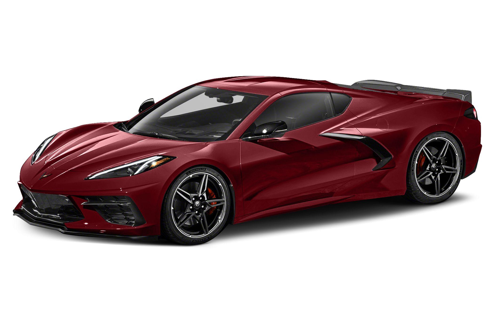 This looks like a C8 Chevrolet Corvette Z06 steering wheel
