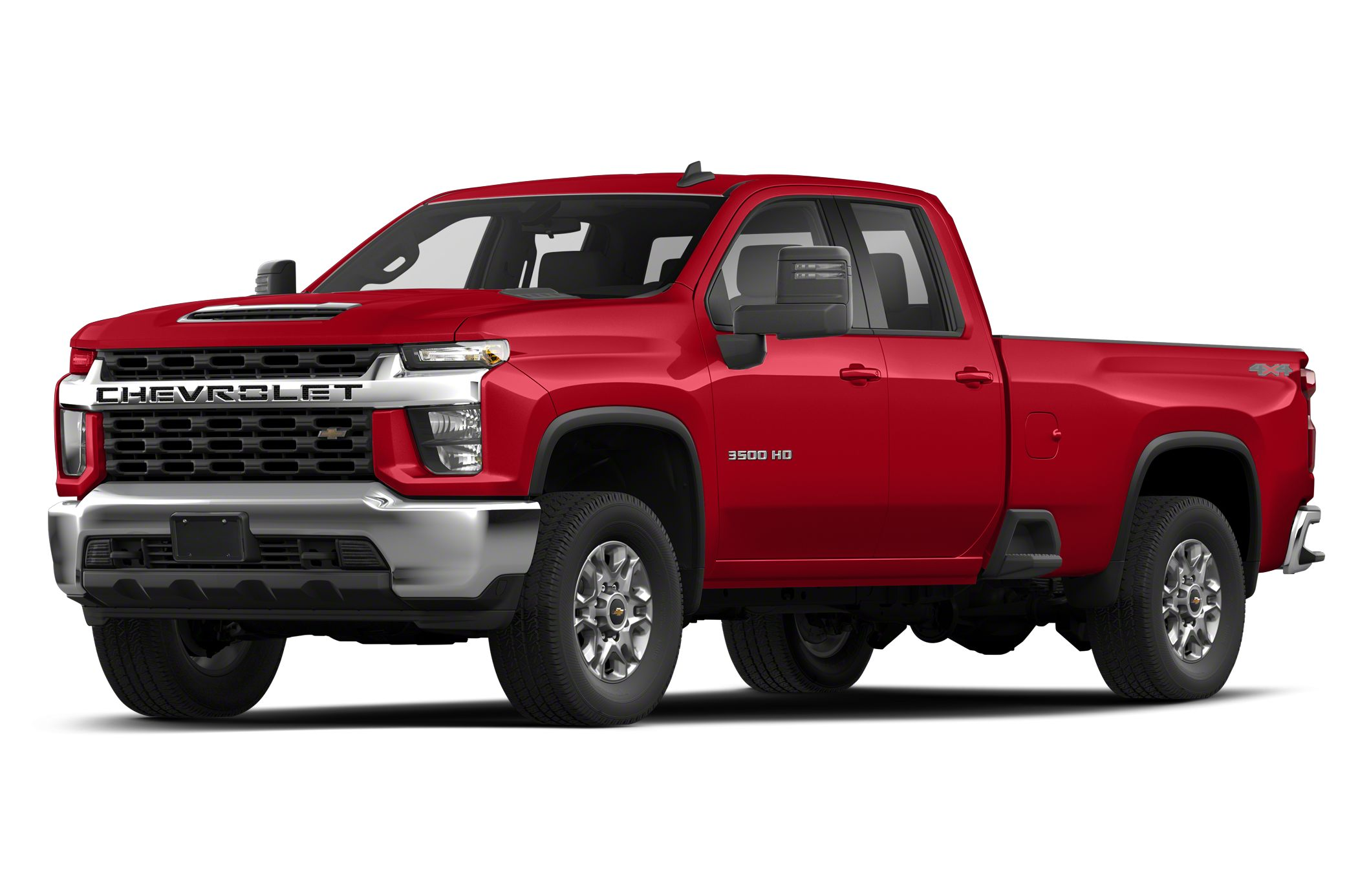 2020 Chevrolet Silverado 2500HD Work Truck 4x4 Double Cab 8 ft. box 162.5 in. WB