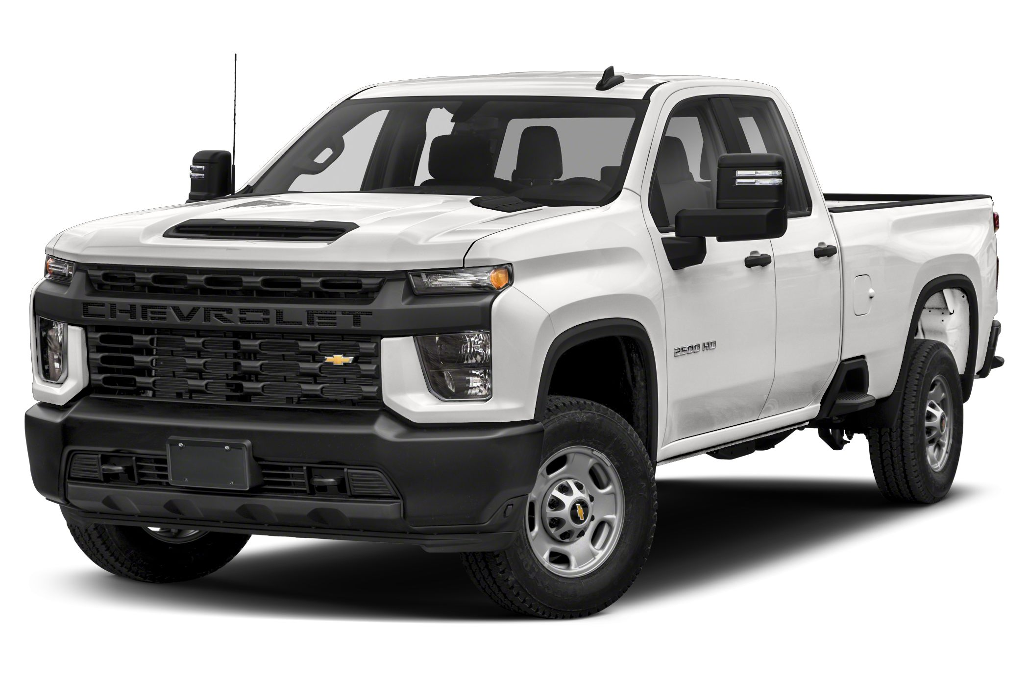 2020 Chevrolet Silverado 2500hd Ltz 4x4 Double Cab 8 Ft Box 162 5 In Wb Pricing And Options