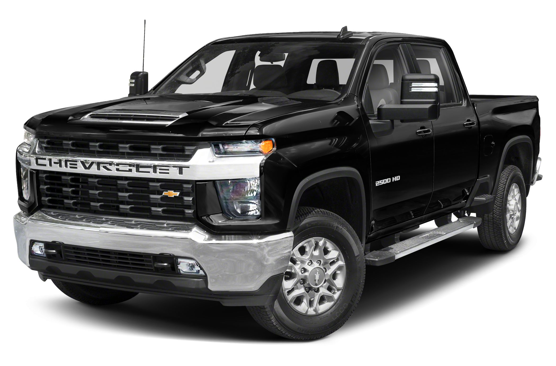 2020 Chevrolet Silverado 2500HD Work Truck 4x2 Crew Cab 8 ft. box 172 in. WB