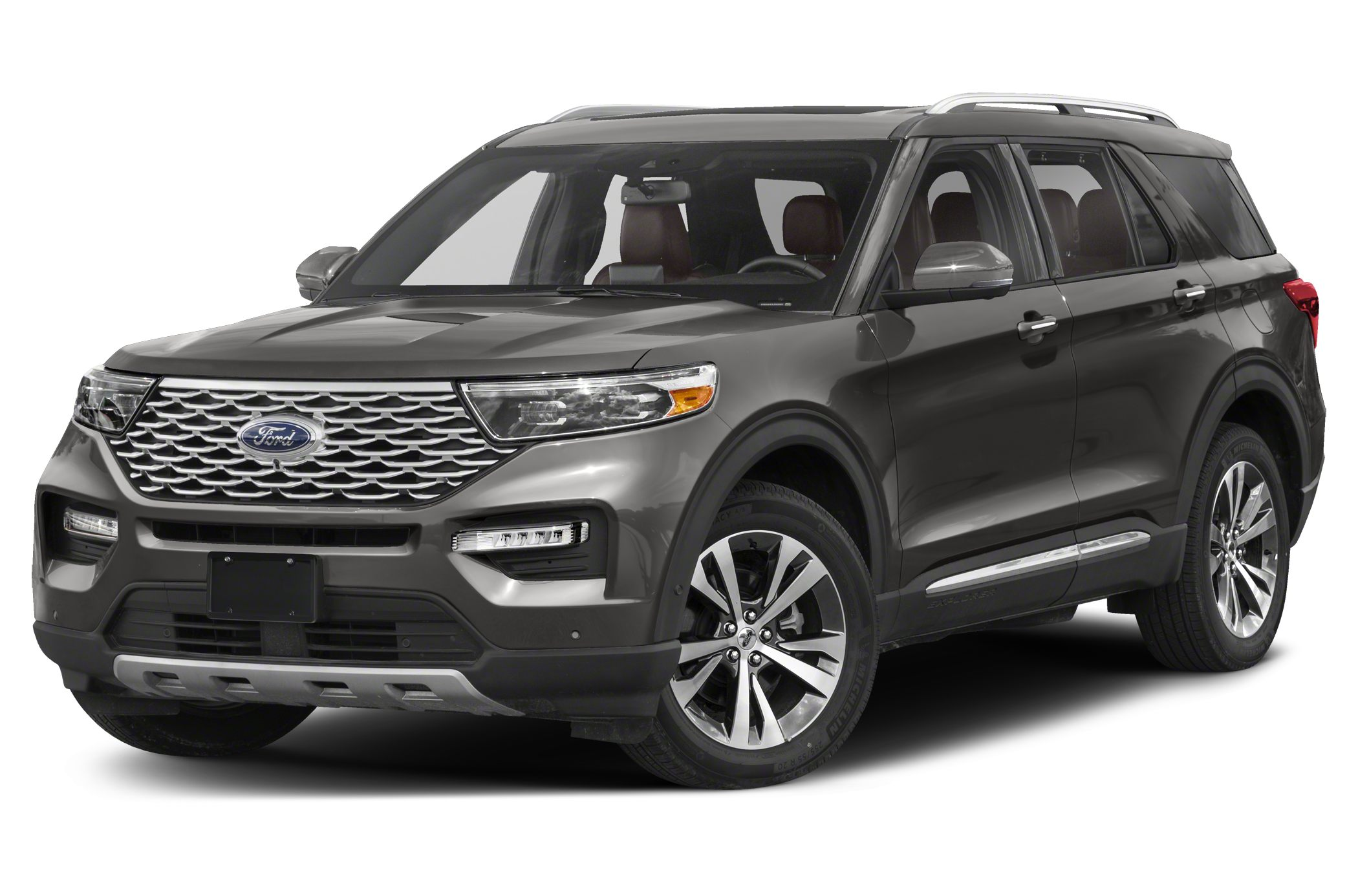 2020 Ford Explorer's seats are smaller but apparently just as comfortable