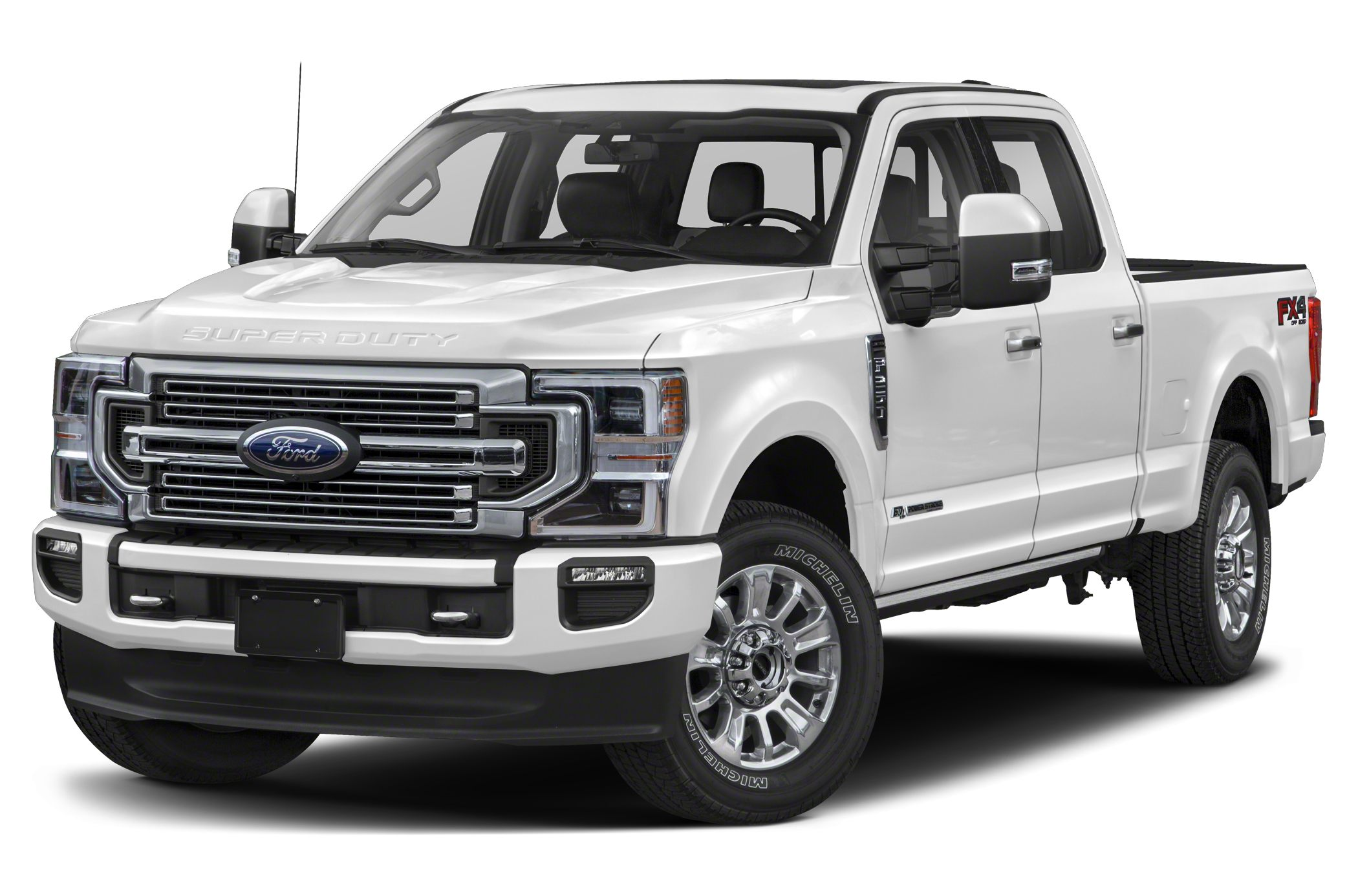 2020 Ford F-350 Limited 4x4 SD Crew Cab 8 ft. box 176 in. WB DRW