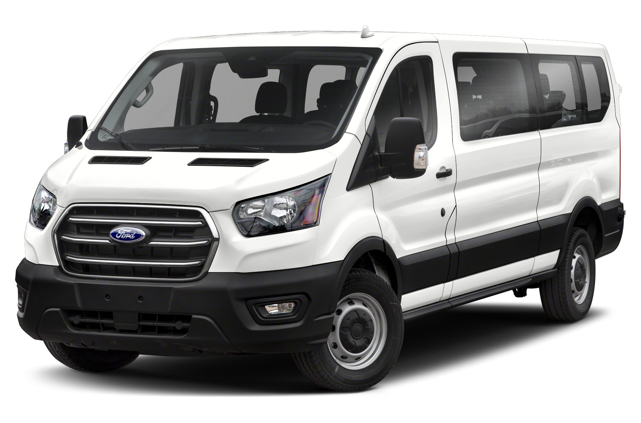 2020 ford transit 150 passenger xl rear wheel drive low roof van 130 in wb specs and prices autoblog