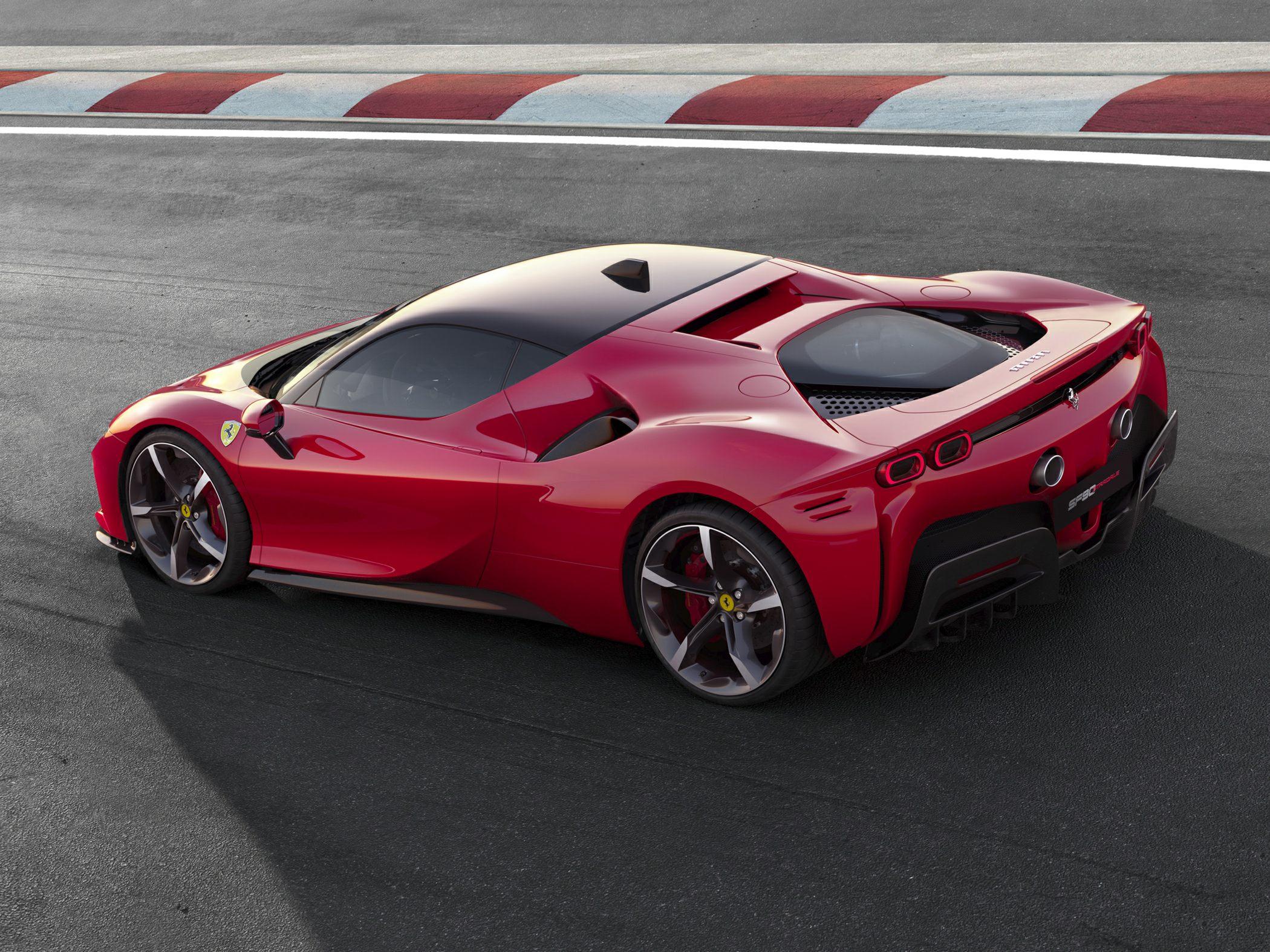 2020 Ferrari Sf90 Stradale For Sale