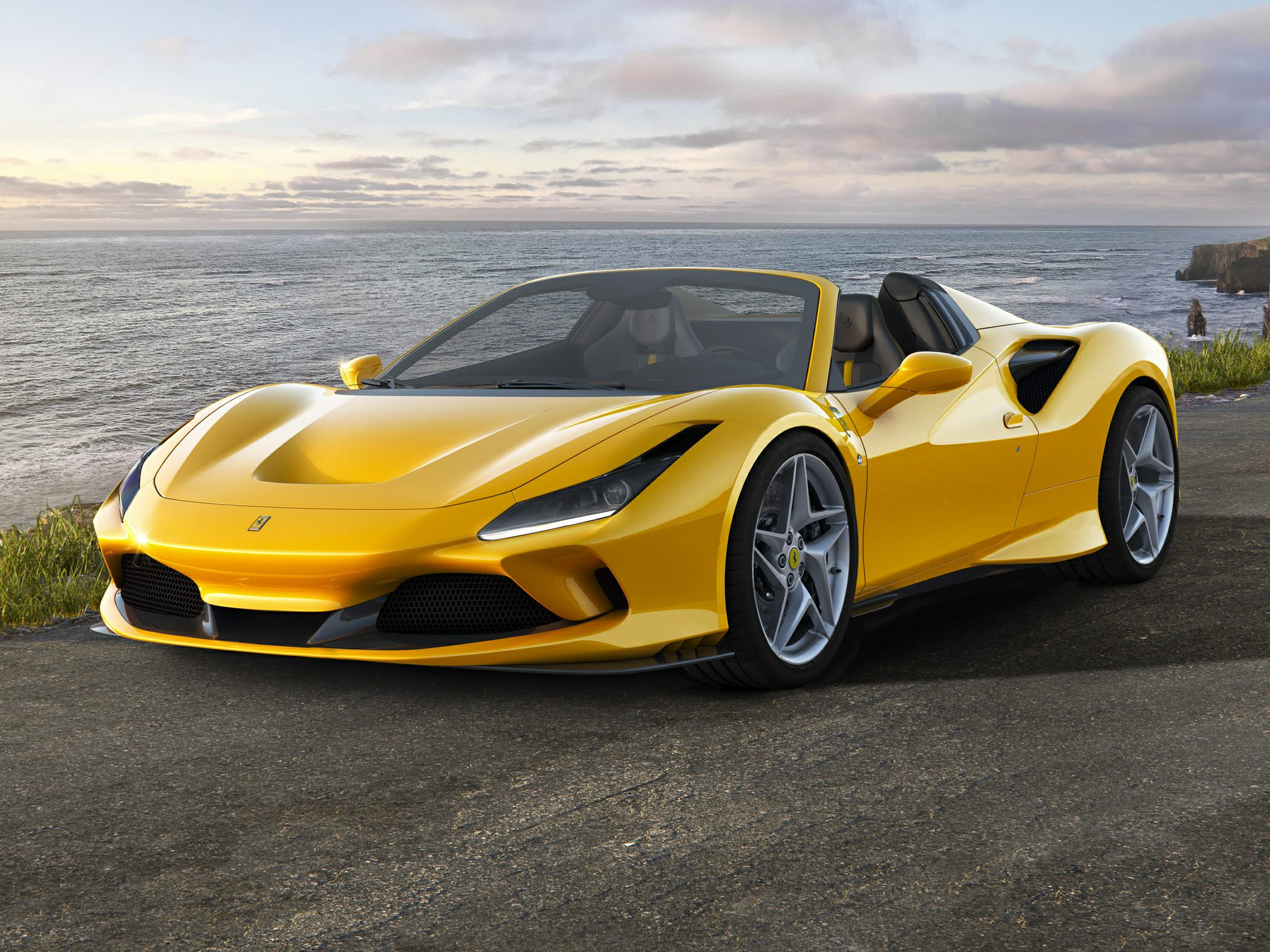 2020 Ferrari F8 Spider Base 2dr Convertible For Sale