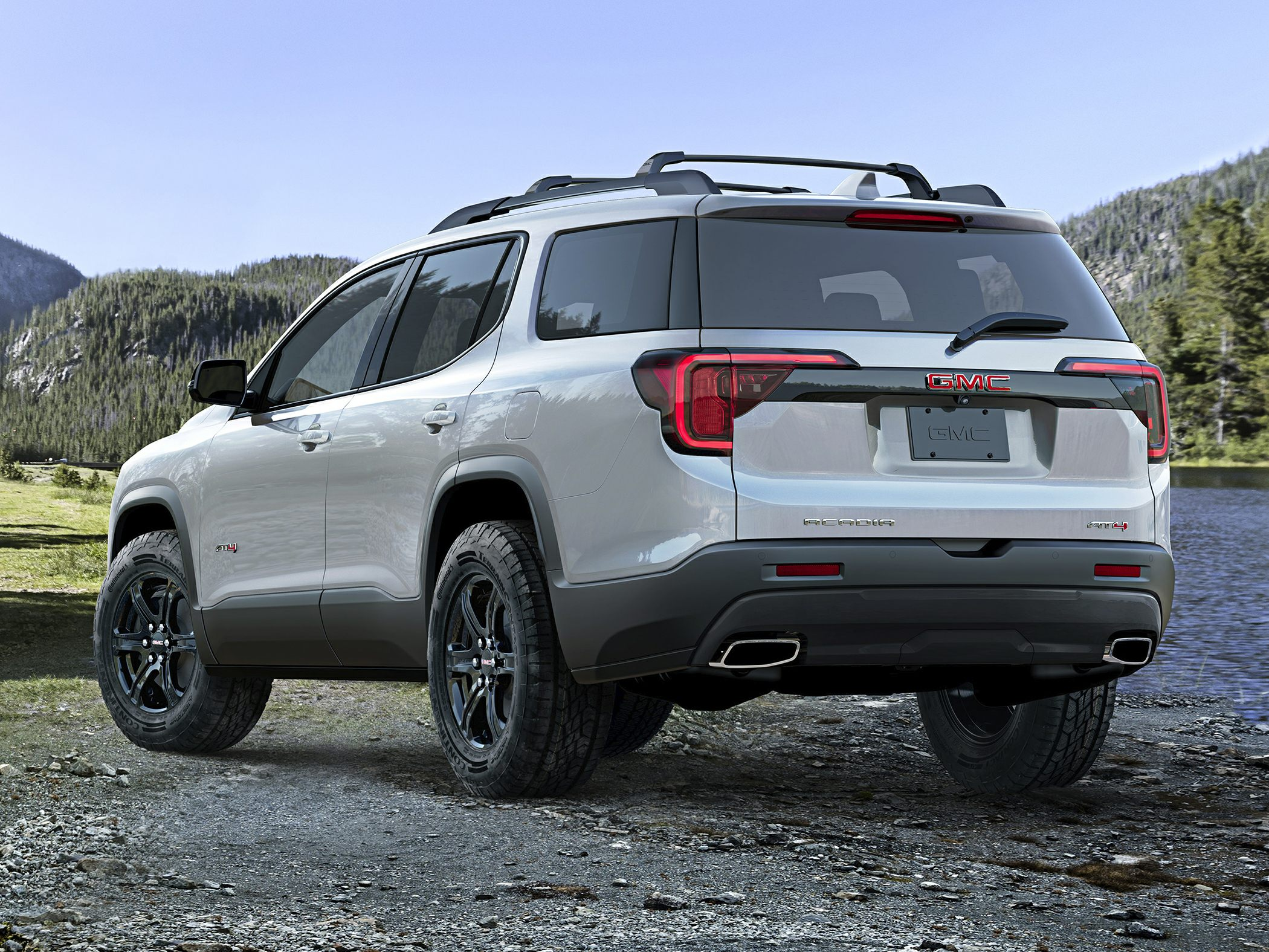 2020 GMC Acadia Adds AT4 Trim, Turbo Engine >> 2020 Gmc Acadia Safety Features