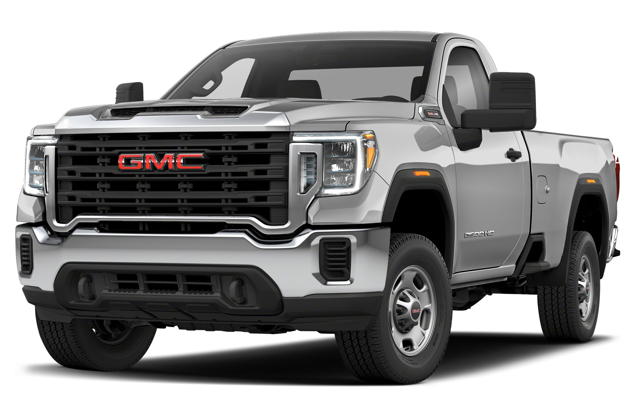 2020 Gmc Sierra 2500hd Pictures