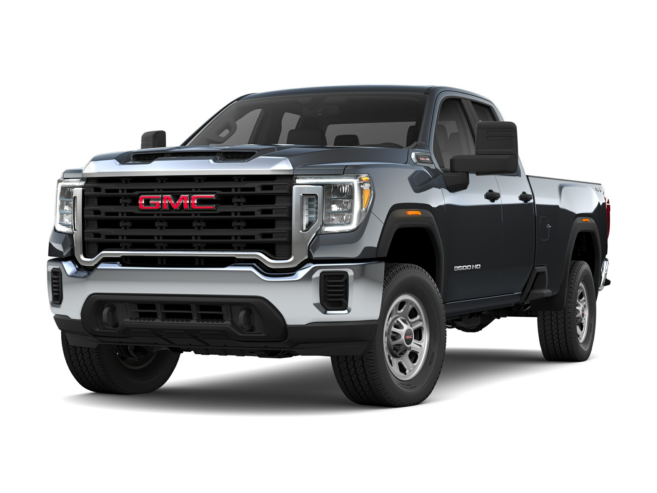 2021 Gmc Sierra 3500hd Base 4x4 Double Cab 8 Ft Box 162 5 In Wb Srw Specs And Prices