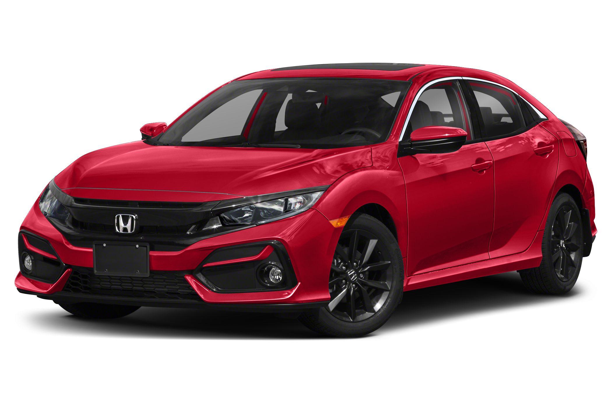 2020 Honda Civic EX-L 4dr Hatchback