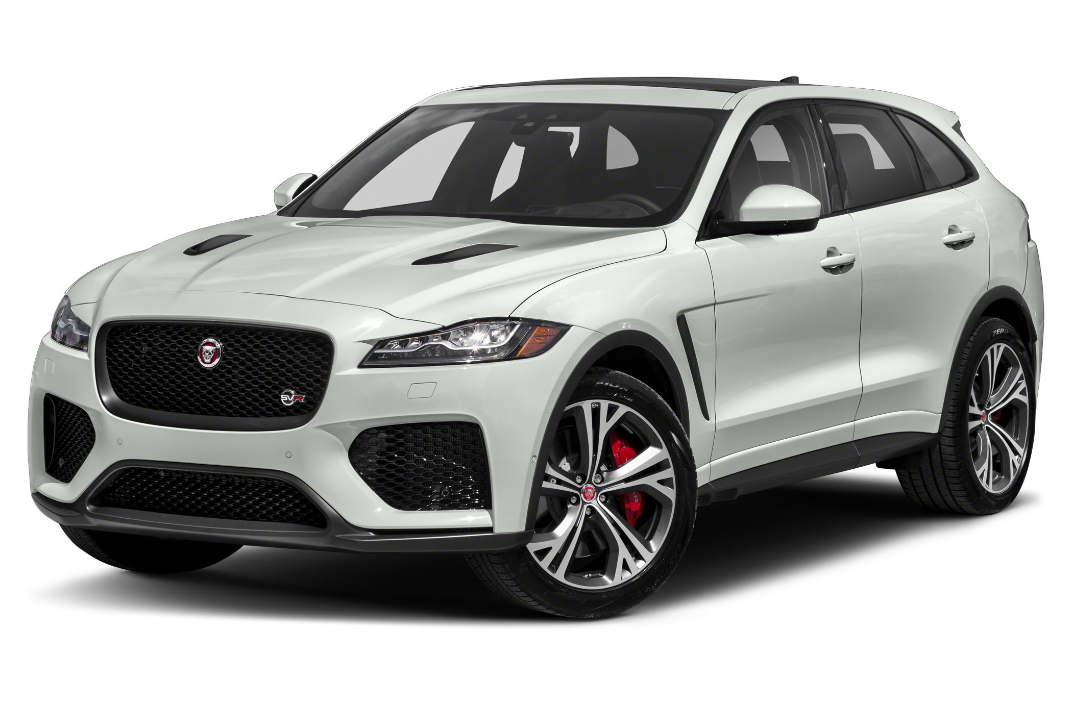 Great Deals on a new 2020 Jaguar F-PACE SVR All-wheel ...