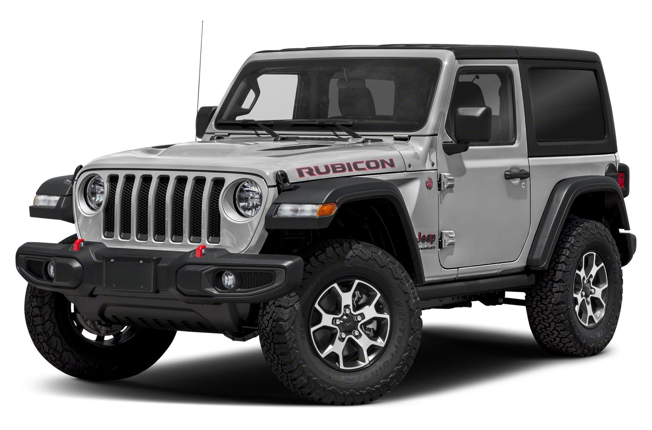 2020 Jeep Wrangler Rubicon 2dr 4x4