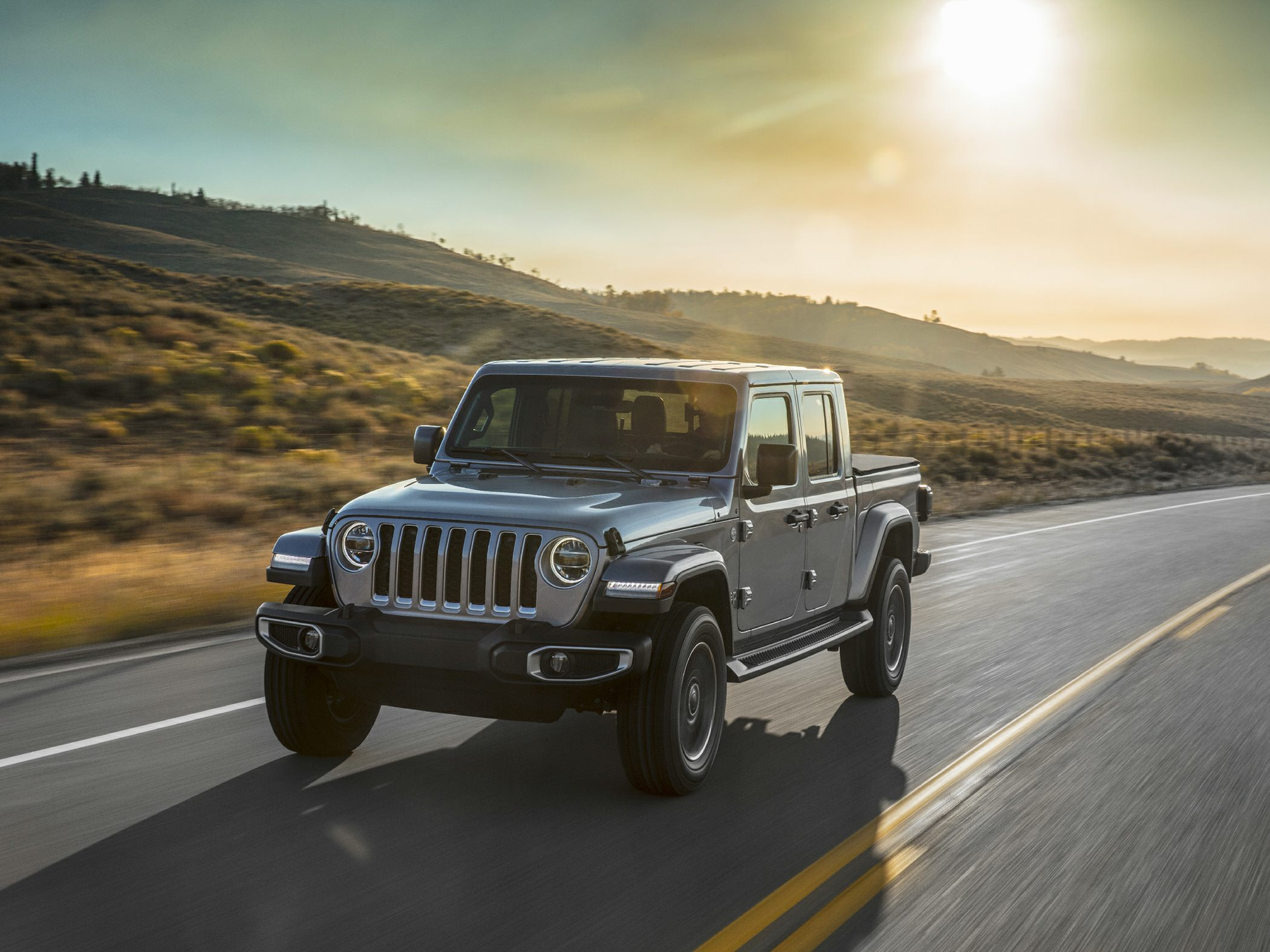 2021 Jeep Gladiator Pictures