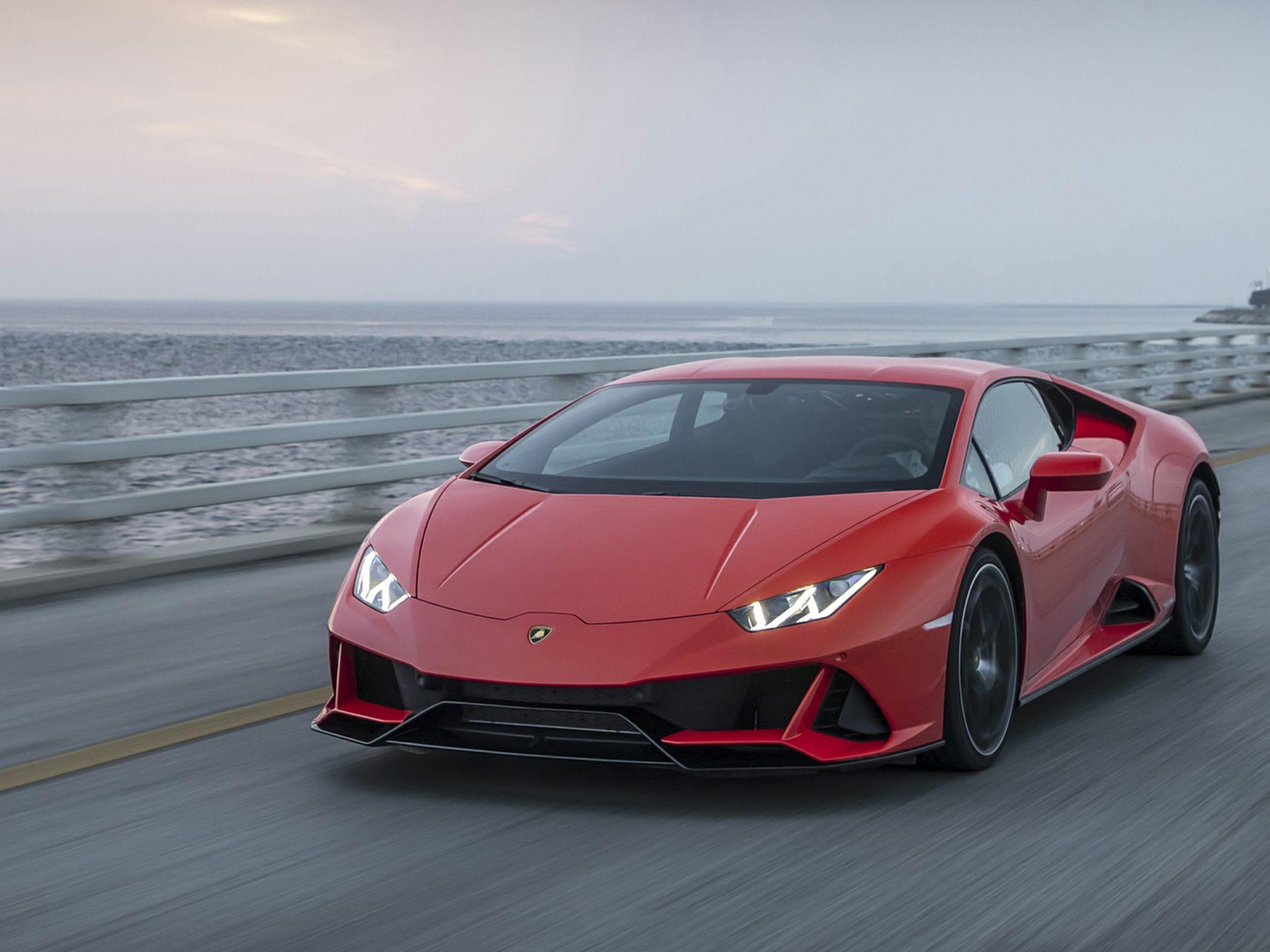 2020 Lamborghini Huracan Evo Specs And Prices