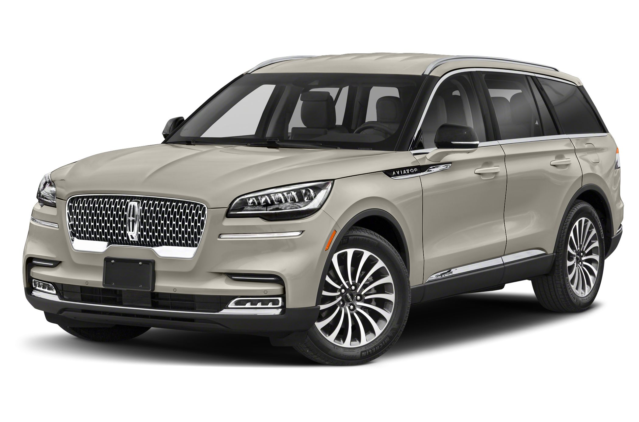 2020 Lincoln Aviator Grand Touring 4dr All-wheel Drive