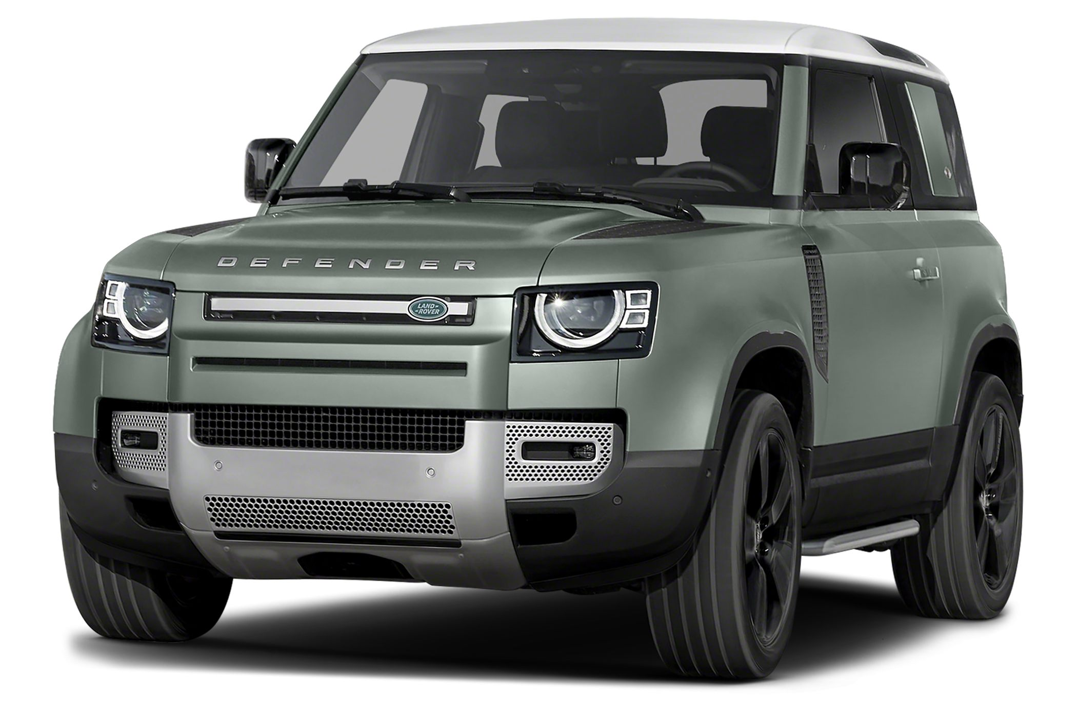 2022 Land Rover Defender Carpathian Edition 2dr 4x4 90 ...