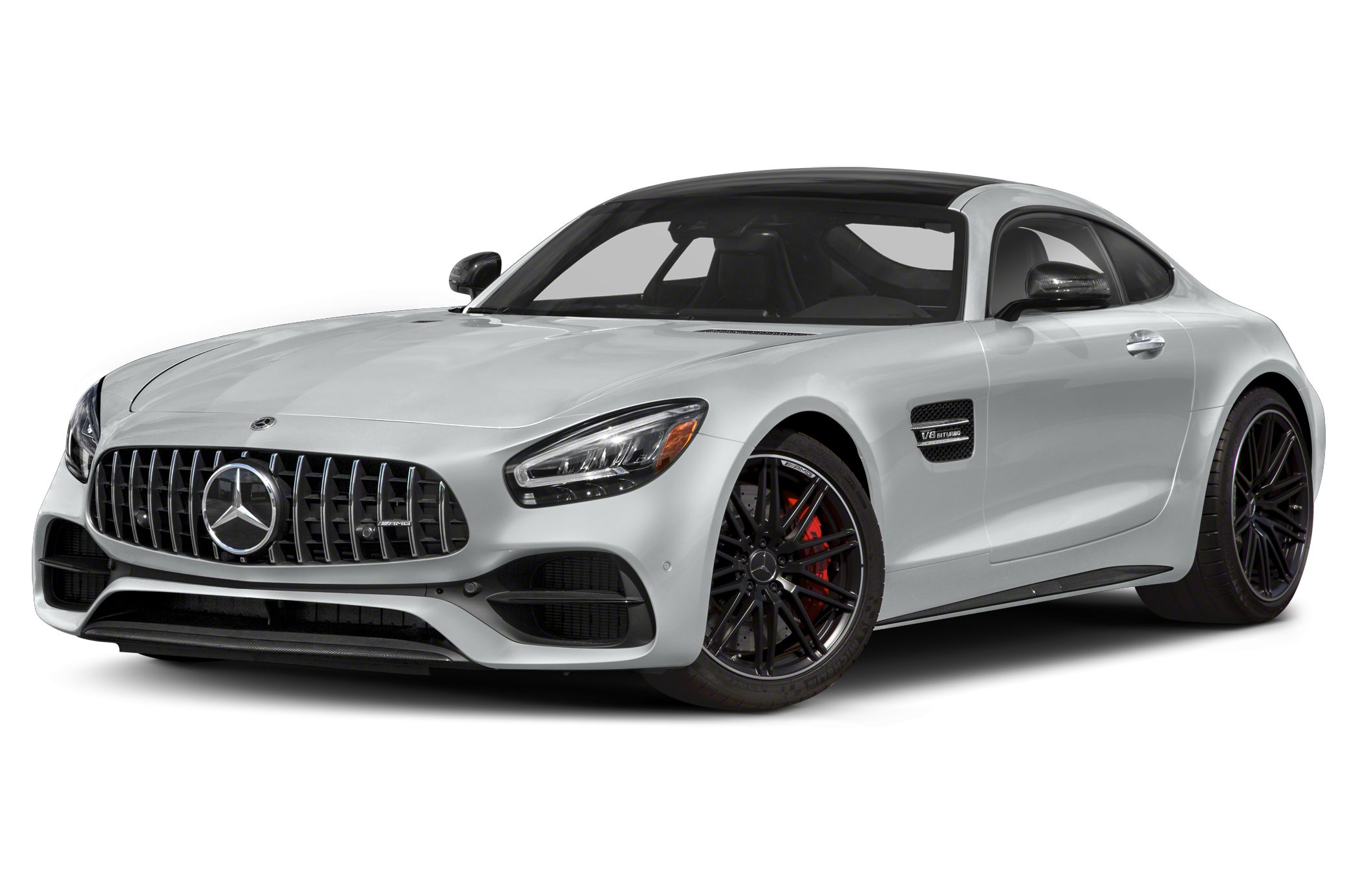 2020 Mercedes Benz Amg Gt Safety Features