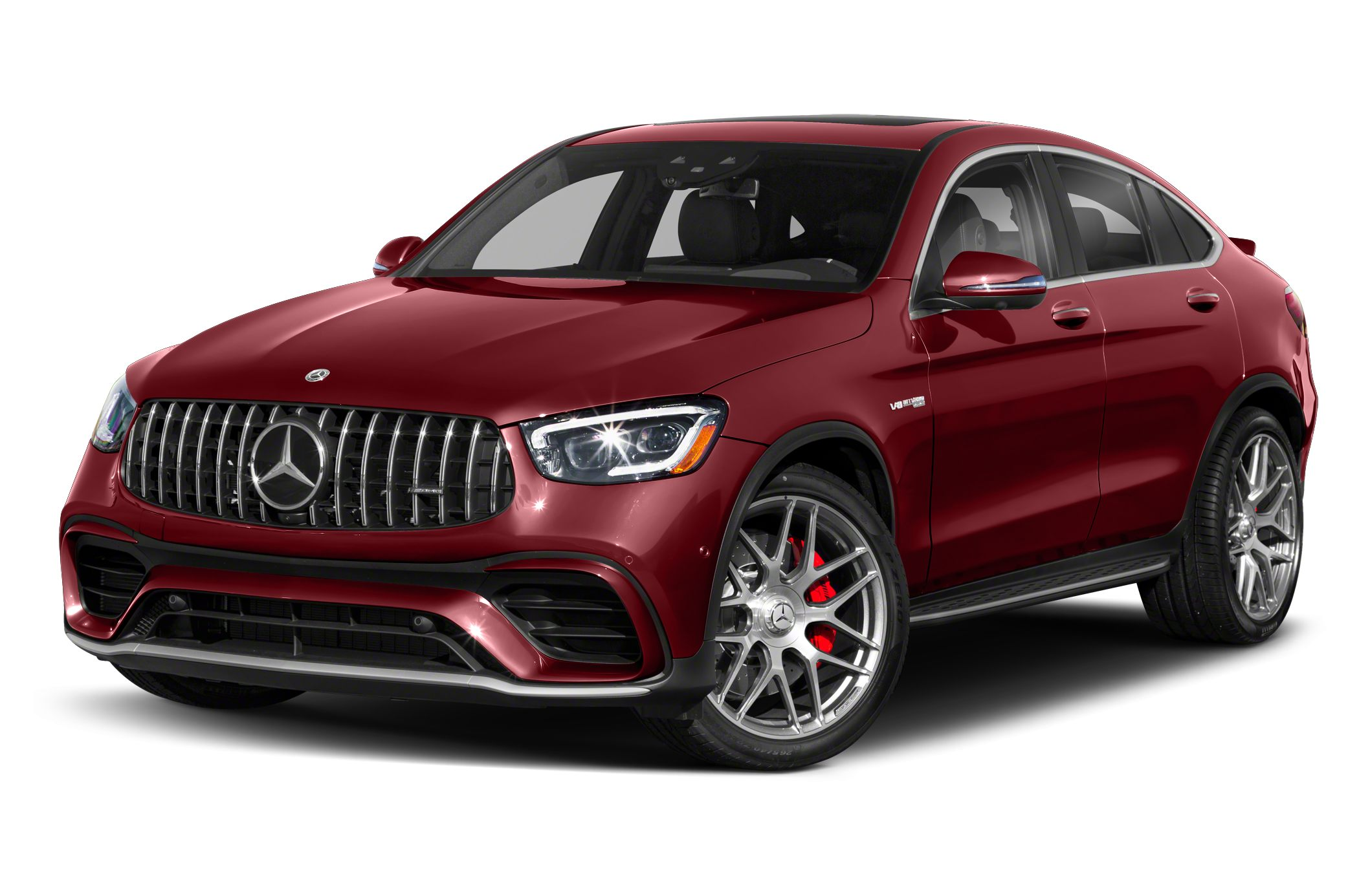 2020 Mercedes Benz Amg Glc 63 S Amg Glc 63 Coupe 4dr All Wheel Drive 4matic Pricing And Options