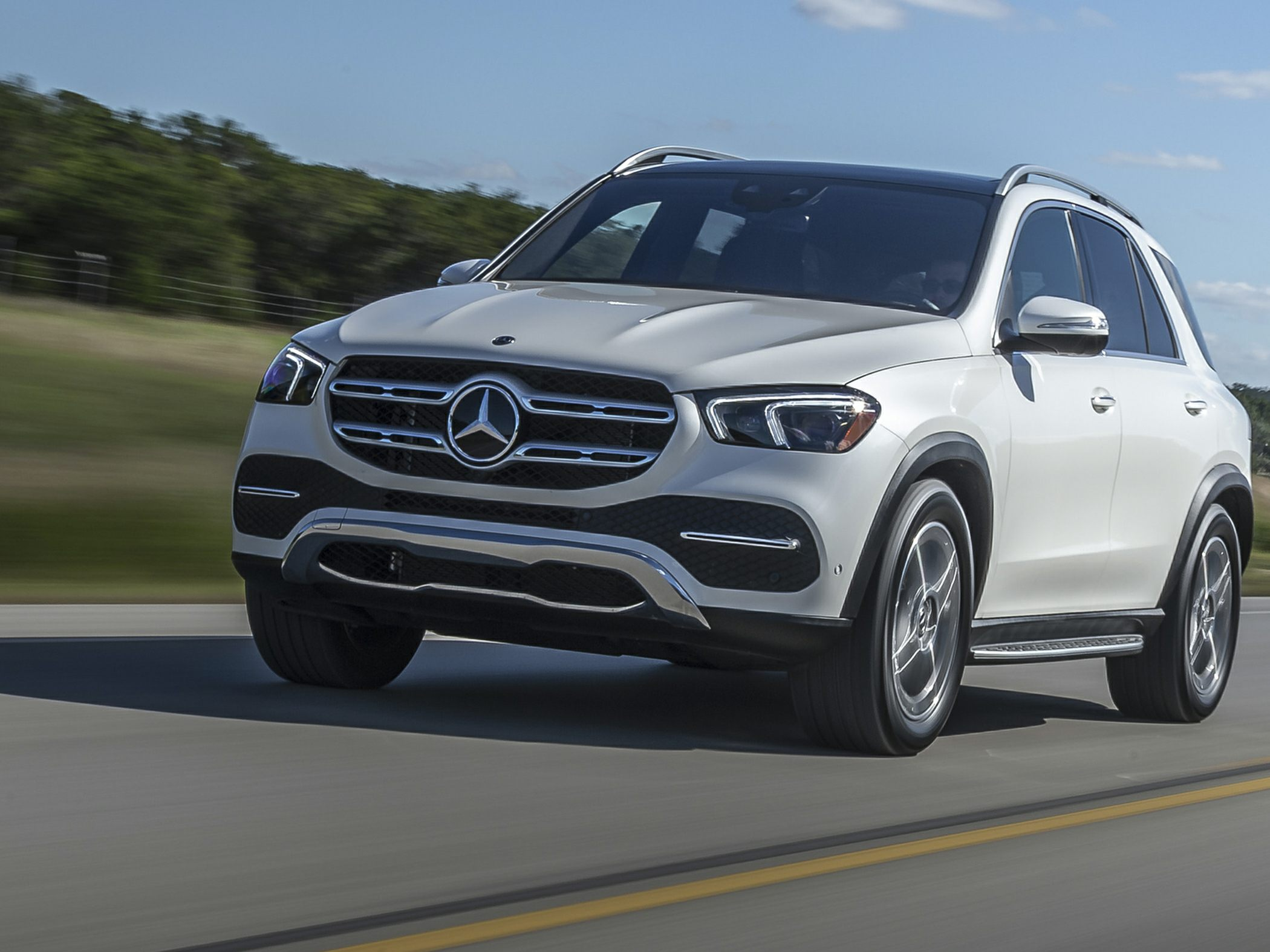 2020 Mercedes-Benz GLE 580 Specs and Prices